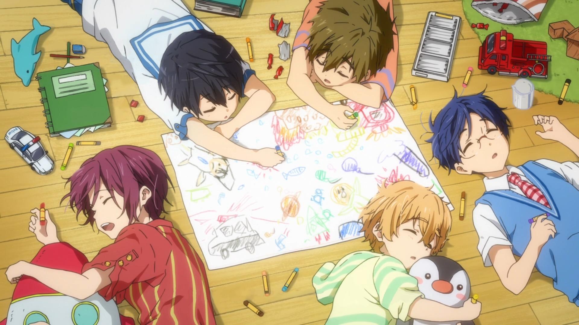 Wallpaper Anime Boys Anime Gamers 1920x1080 Abudun 1519759