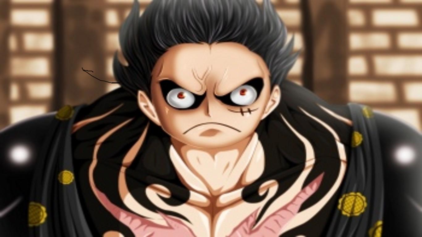 Wallpaper Anime Gambar Kartun Monkey D Luffy LUFFY
