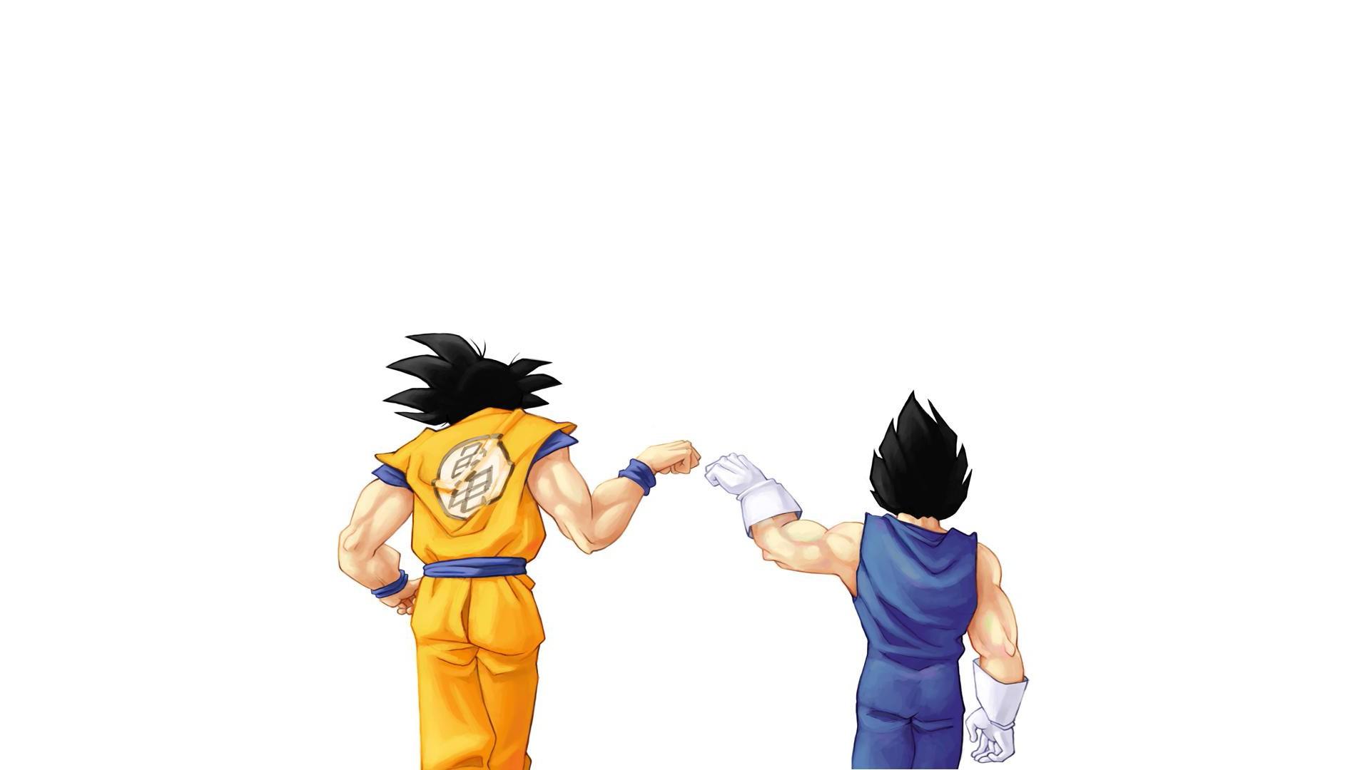 Anime hoạt hình Son Goku Đồ chơi bảy viên ngọc rông Người Vegeta phía sau  Tượng