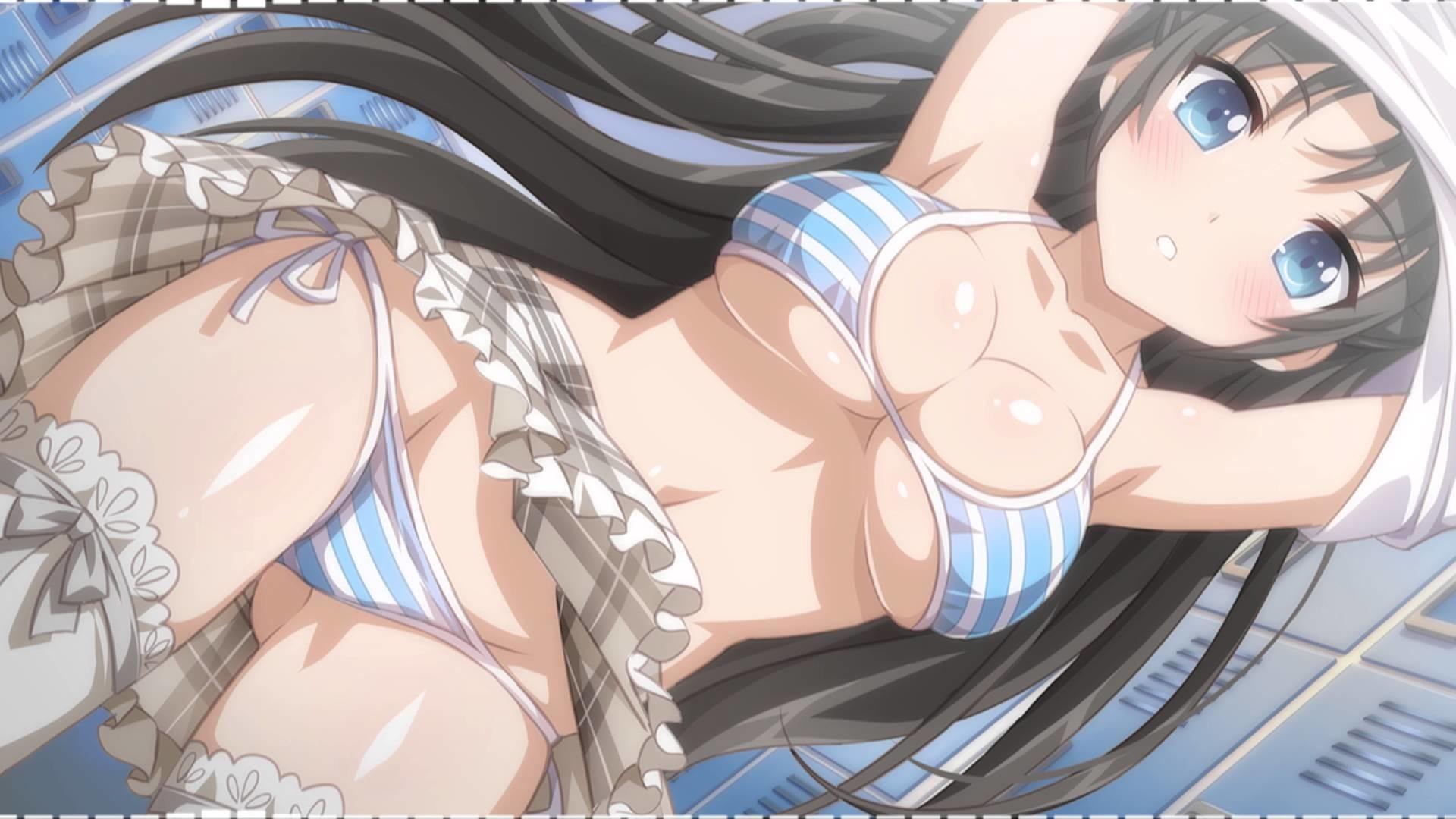 Sakura swim club nude