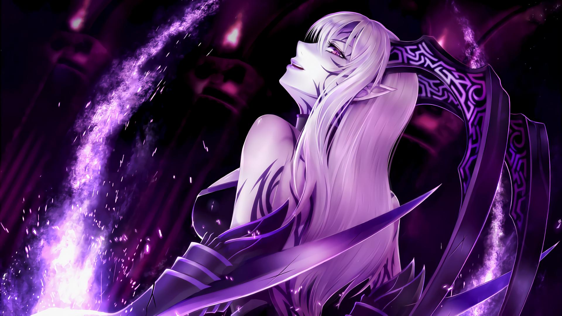 Wallpaper : anime, demon 1920x1080 - rudrachl - 1375235 ...