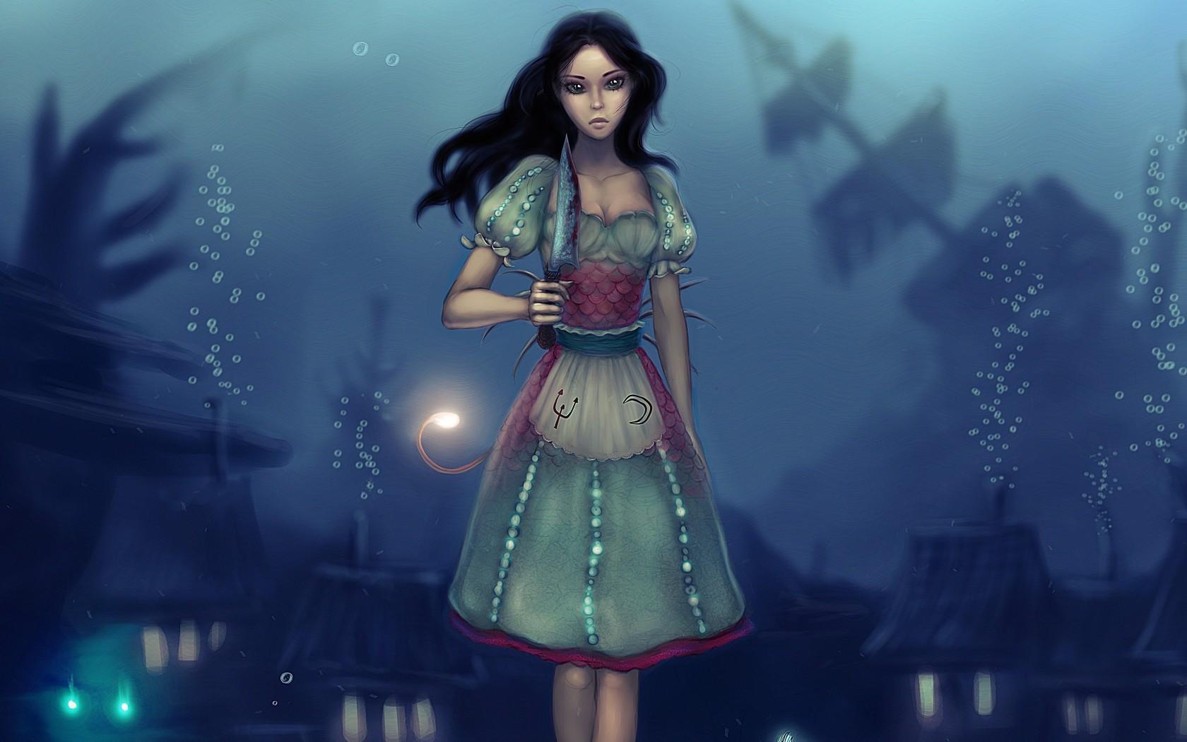 Alice Madness Returns Dresses Anime Wallpaper : ani...