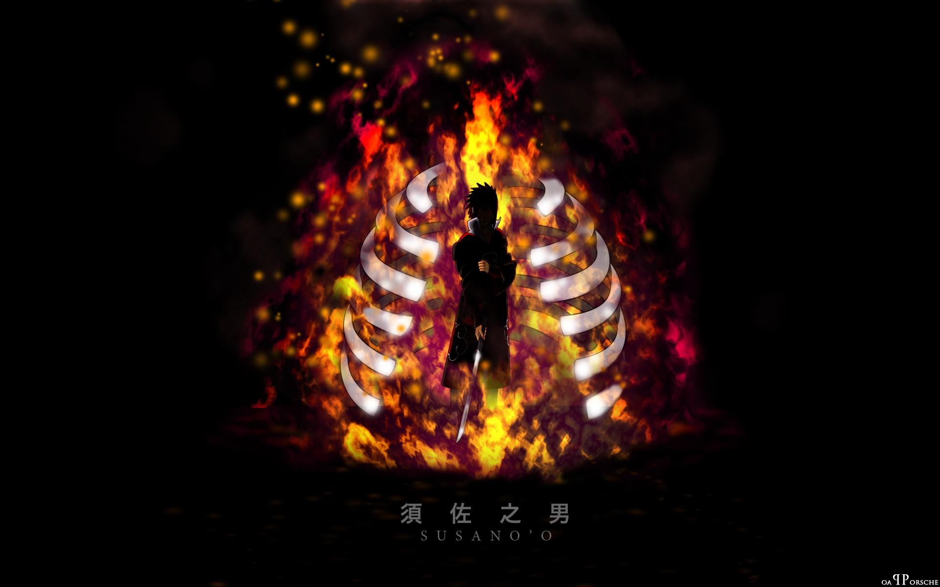 anime fire Naruto Shippuuden Uchiha Sasuke campfire flame darkness font 48306