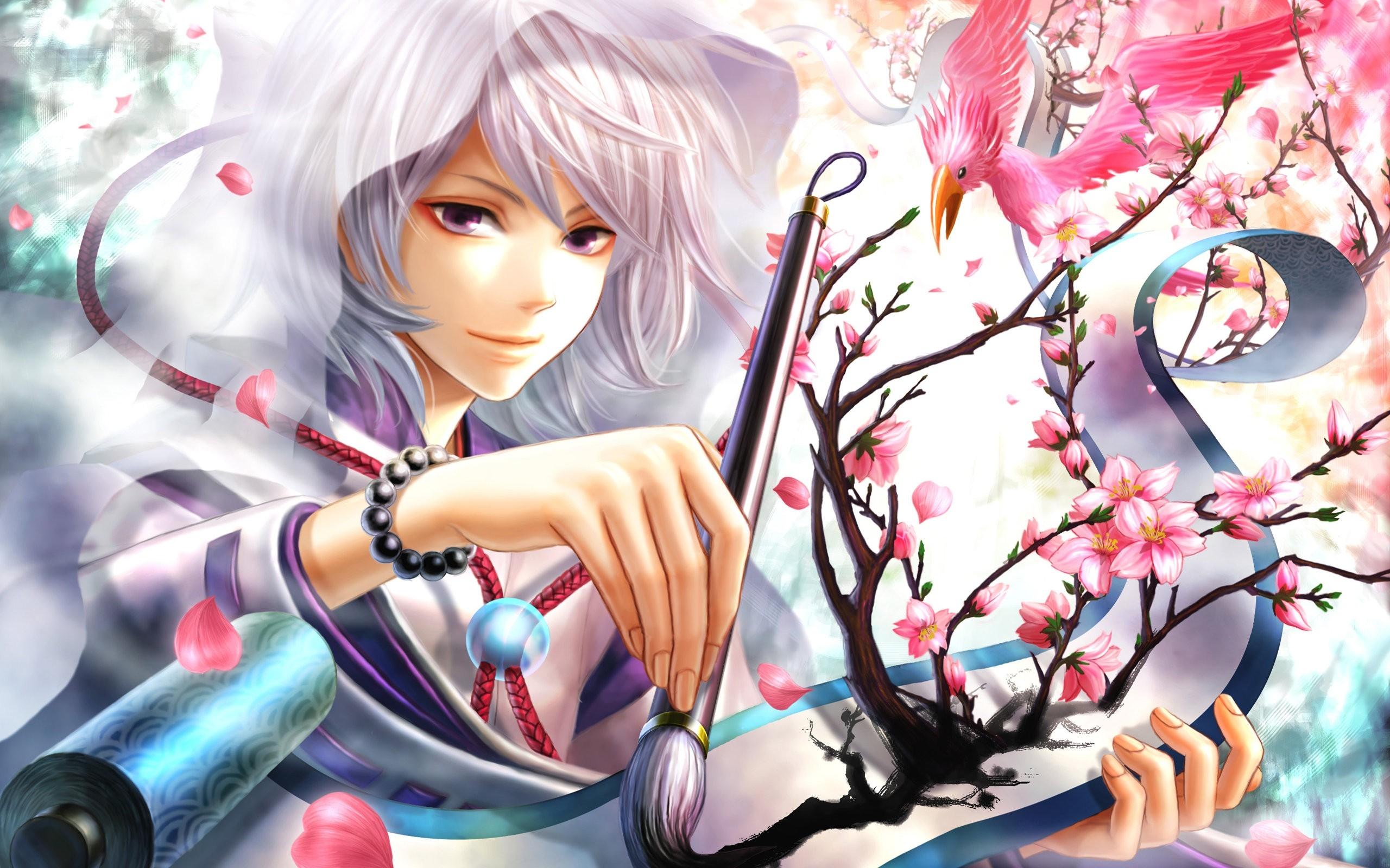Beautiful Wallpaper Naruto Hood - anime-girl-hood-brush-painting-drawing-ART-746930  Picture_631615.jpg