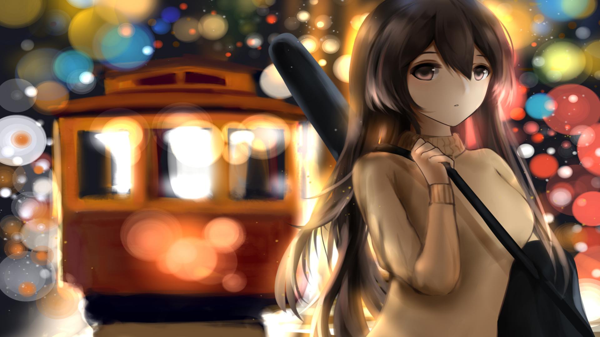 Unduh 55+ Wallpaper Anime Girl Keren Hd Paling Keren