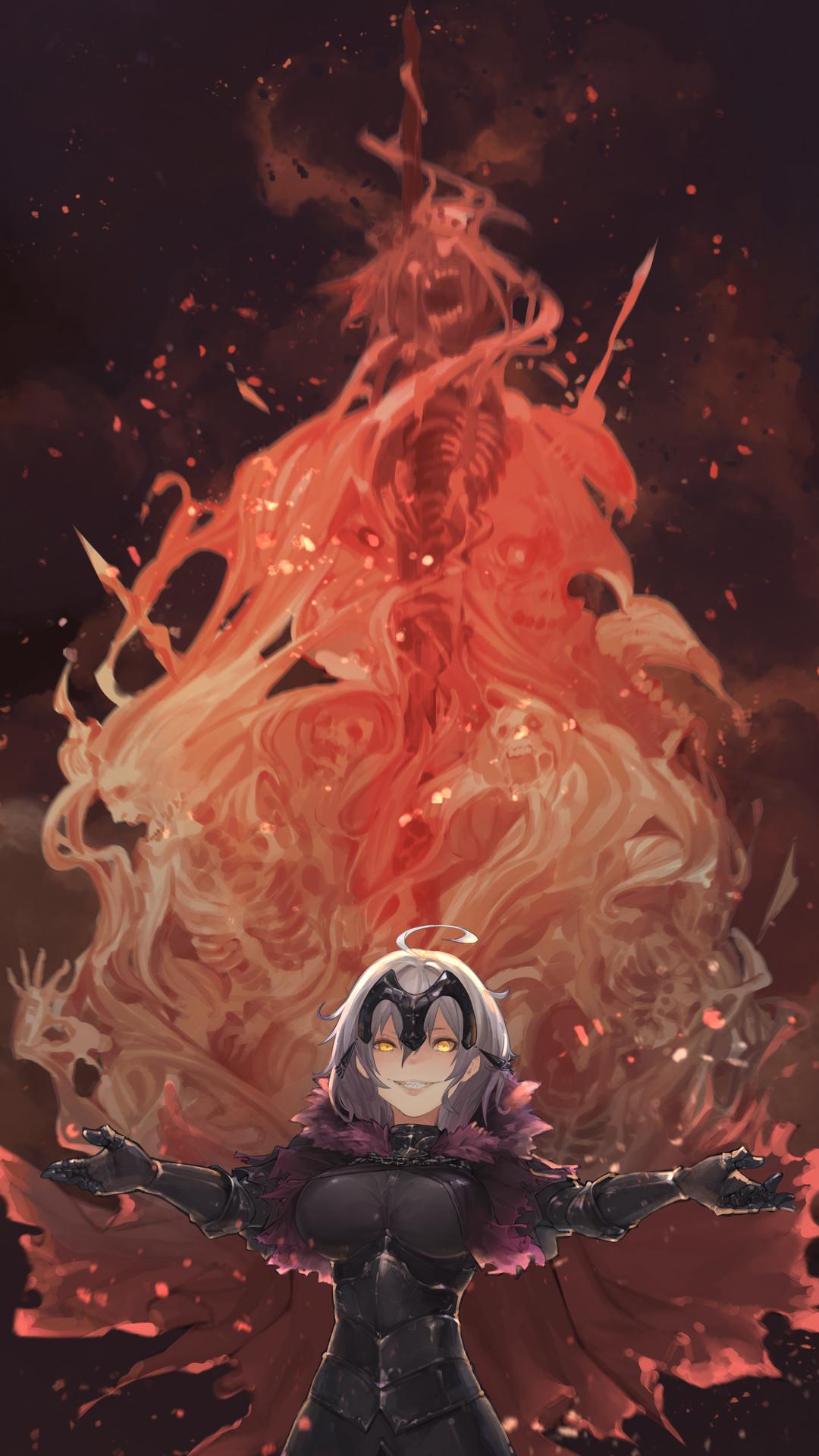 Wallpaper Anime Girls Fate Grand Order Jeanne Alter Fate Grand