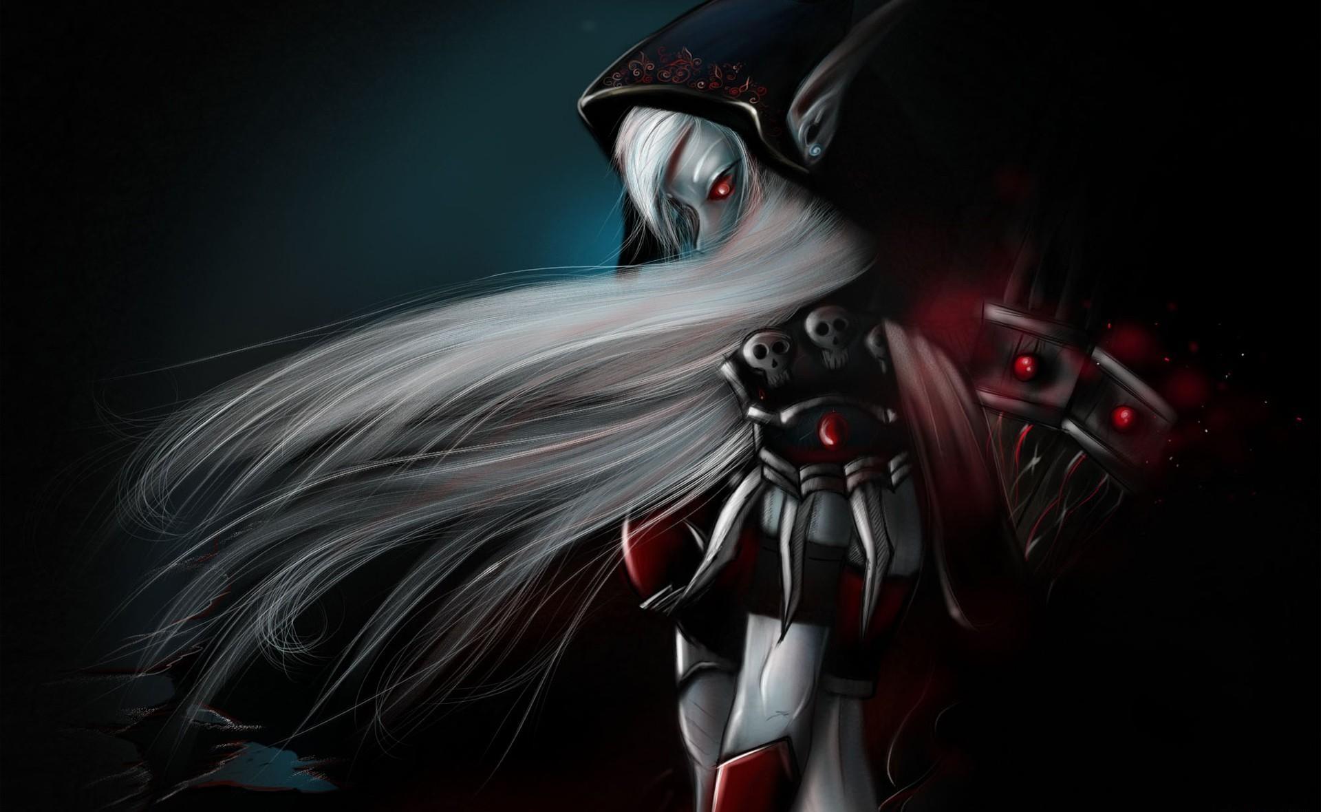 аниме девушки демоны картинки на рабочий стол