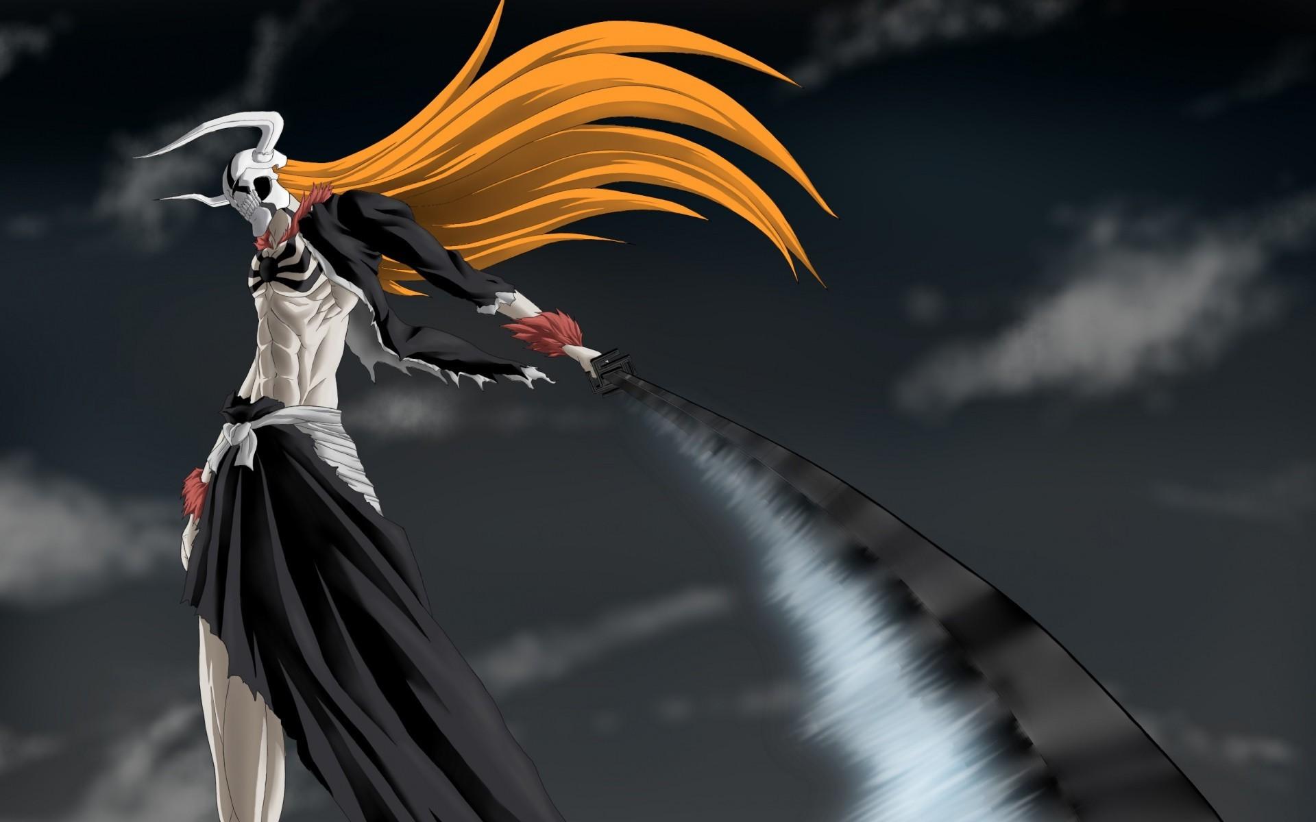 Wallpaper Anime Manga Bleach Darkness Wing Screenshot
