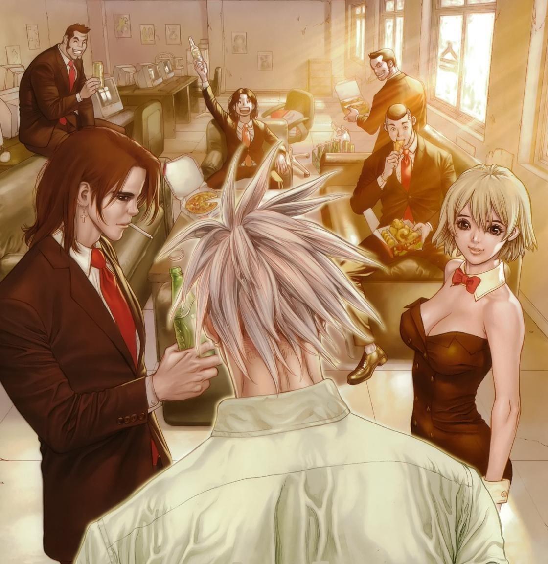 Wallpaper : anime, manga, Sun Ken Rock 1120x1152 - MrSasaTumack ...