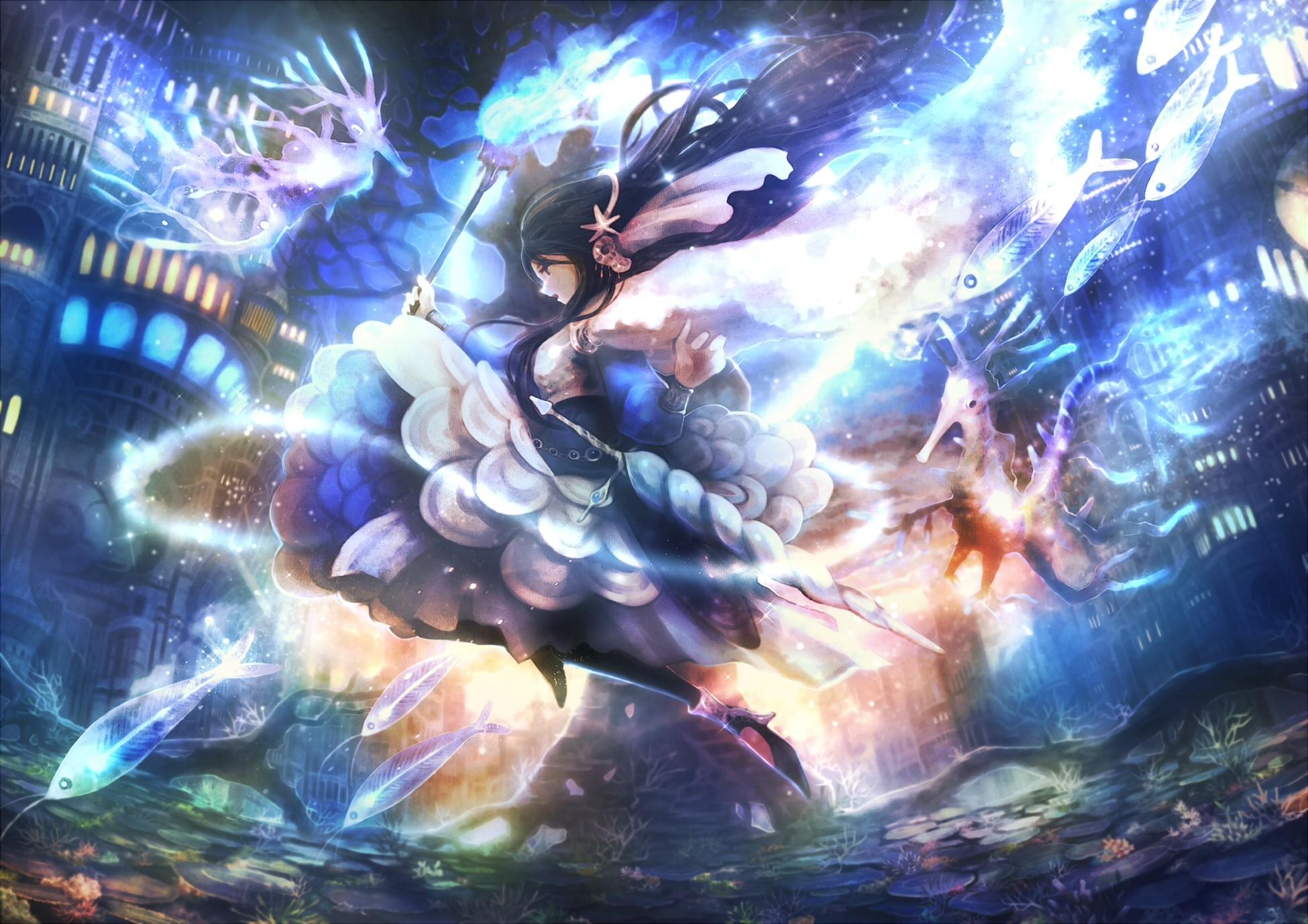 Fond d'écran : Anime, Manga, mythologie, Jeux, capture d ...
