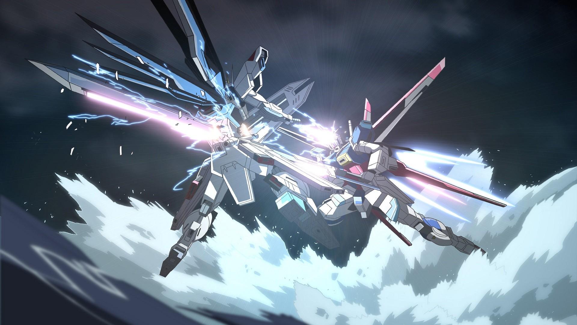 Fondos De Pantalla Anime Mech Mobile Suit Gundam Seed