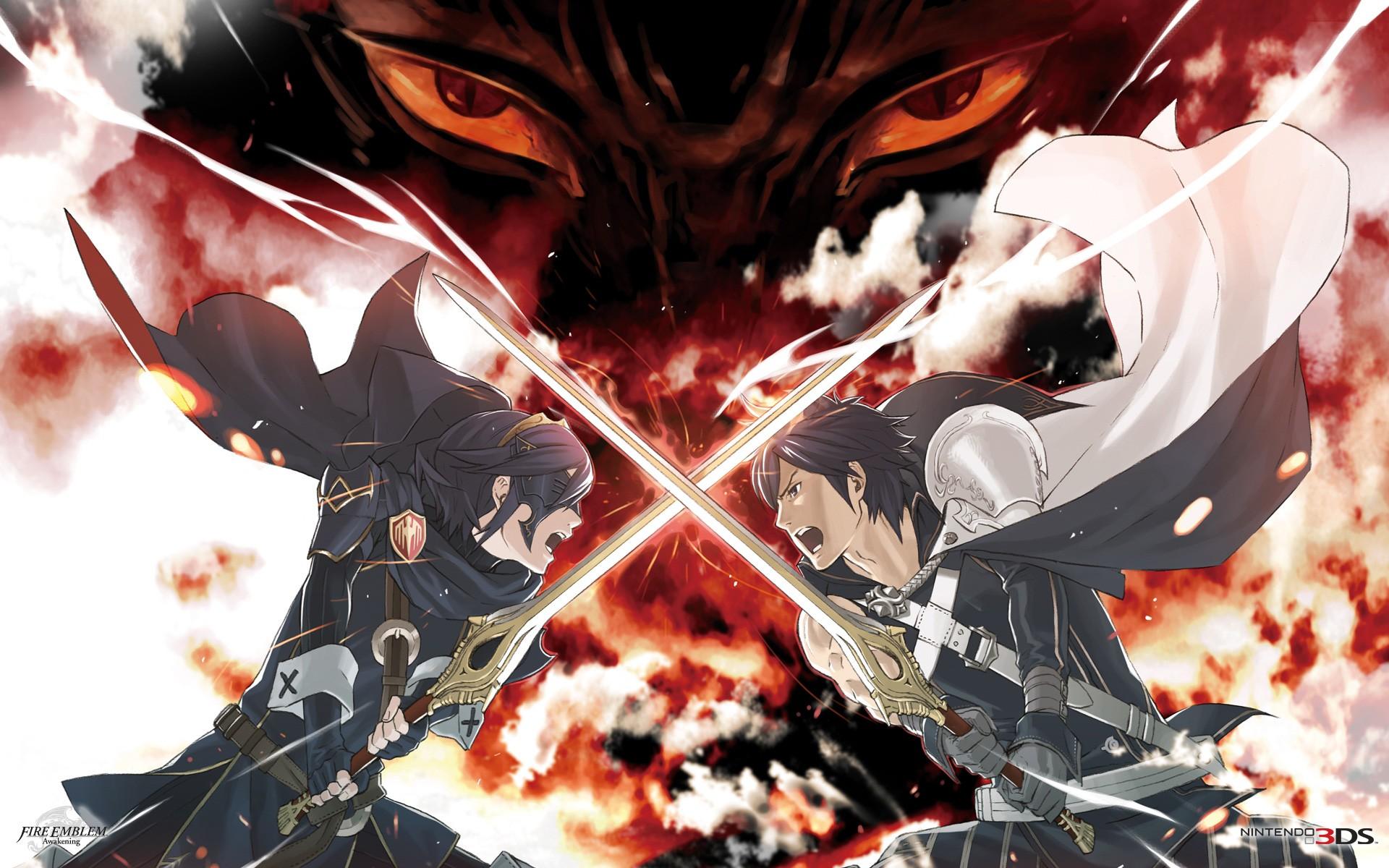 Fire Emblem Desktop Wallpaper: Wallpaper : Anime, Sword, Fire Emblem, Lucina, Computer