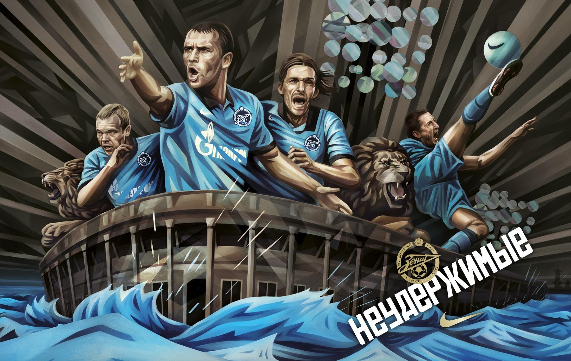 Wallpaper Anime Team Zenith Players Football