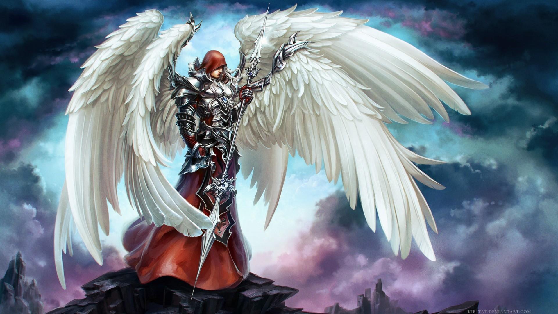 позаботились картинки с ангелами воинами решил останавливаться первой