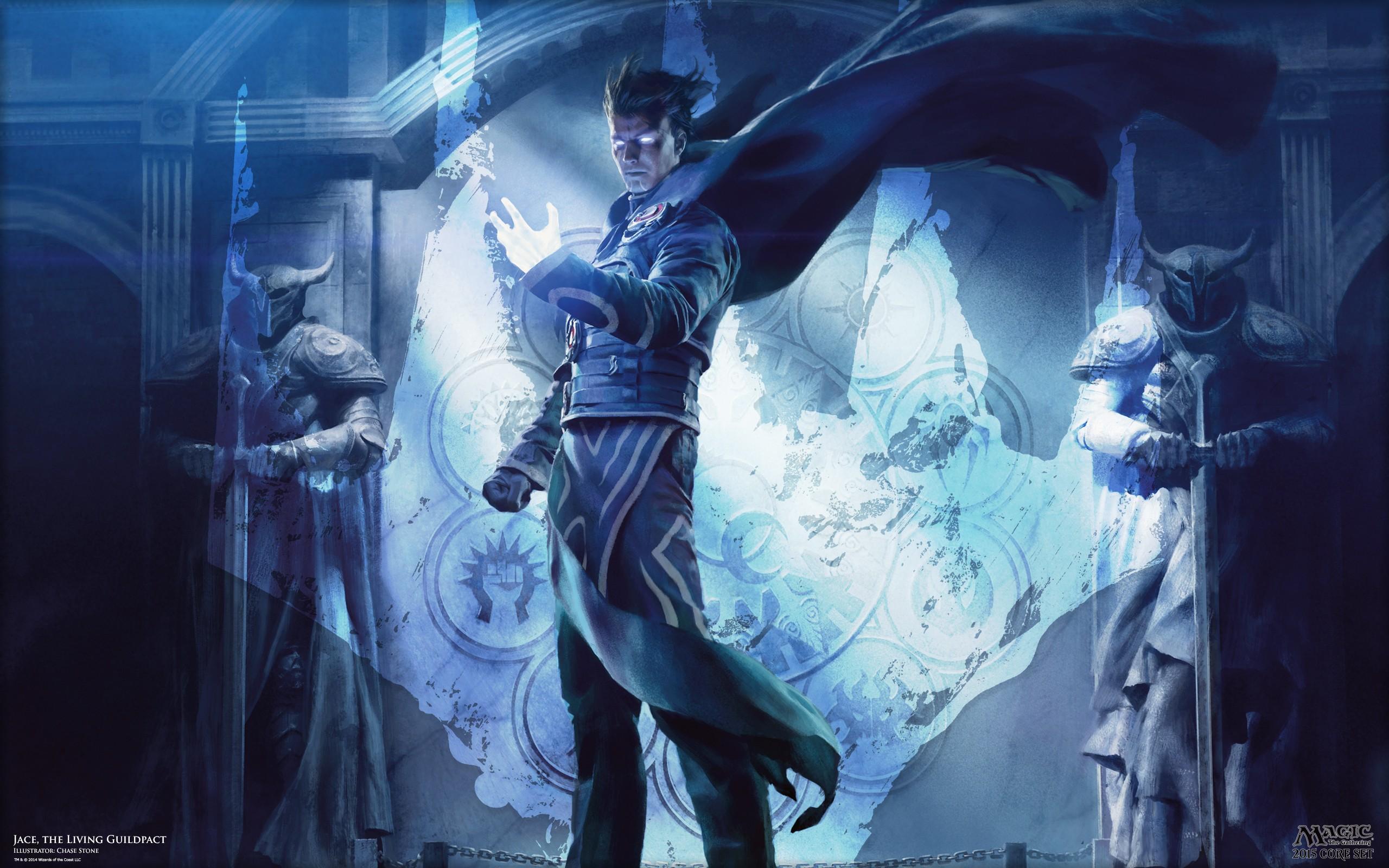 Wallpaper Anime Wizard Magic Magic The Gathering Jace Beleren
