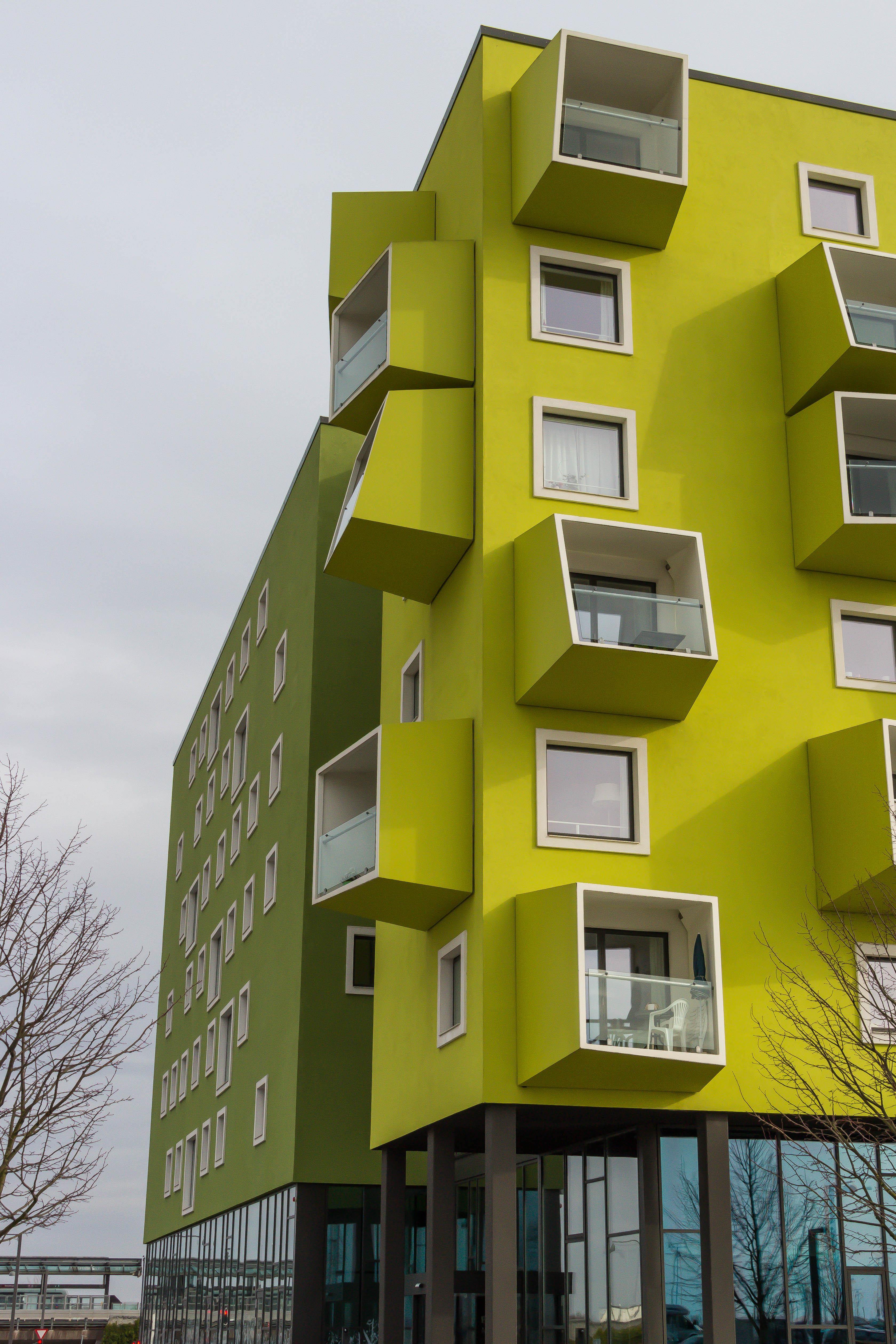 Fond d 39 cran architecture maison balcon danemark for Balcon facade maison