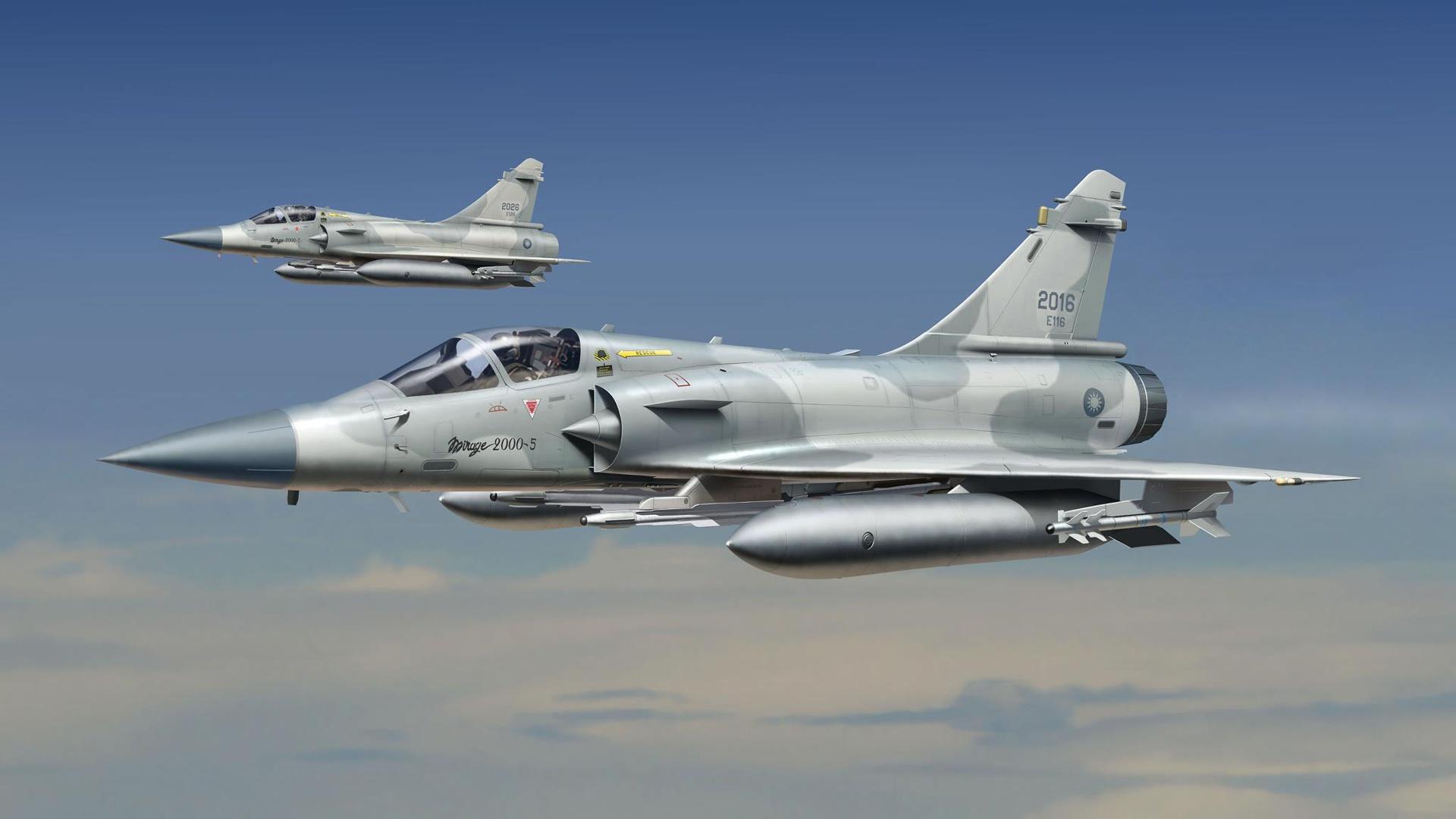 Wallpaper Artwork Mirage 2000 Vehicle Military Aircraft