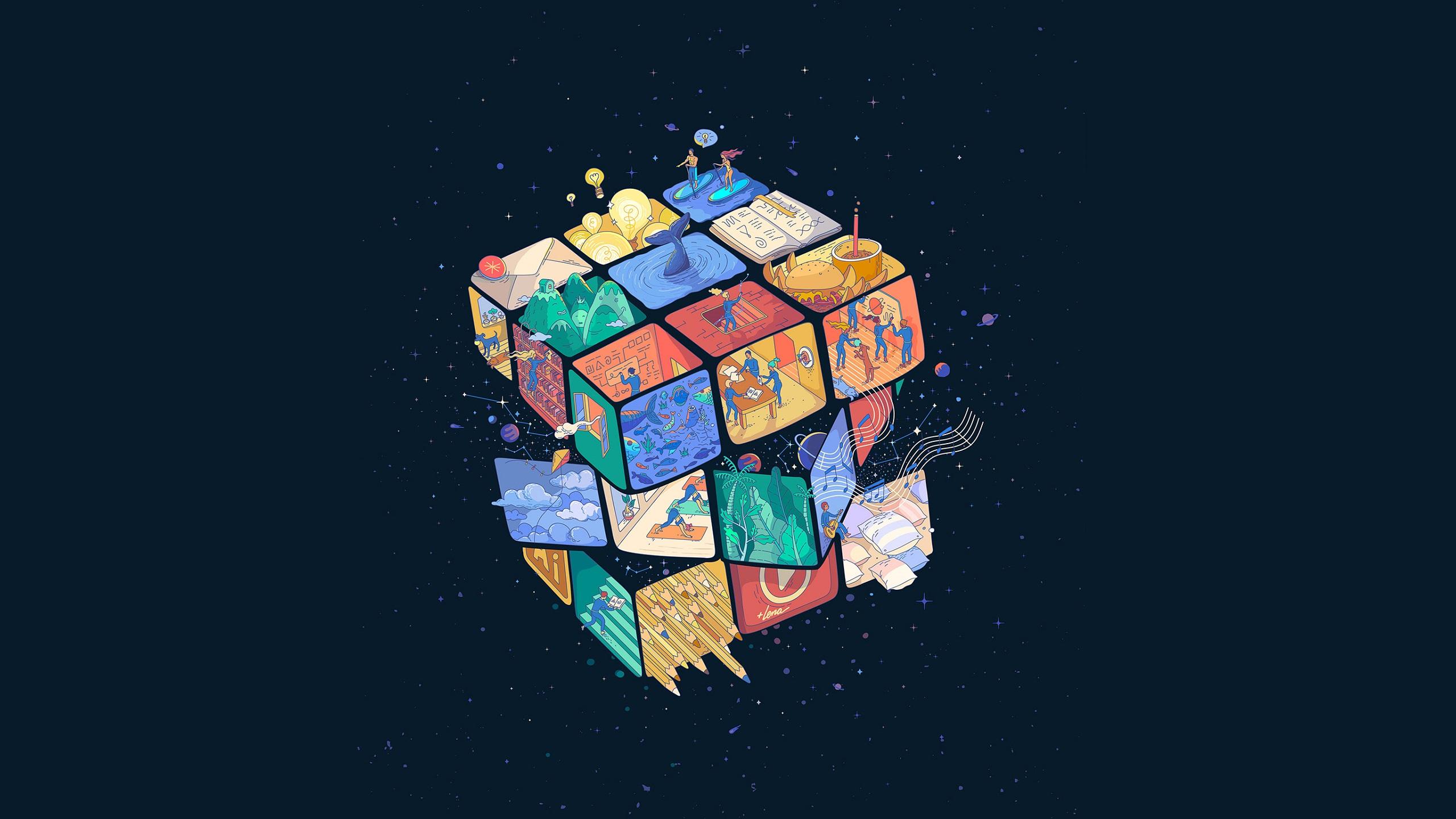 картинки на телефон кубик рубик фотоподборки