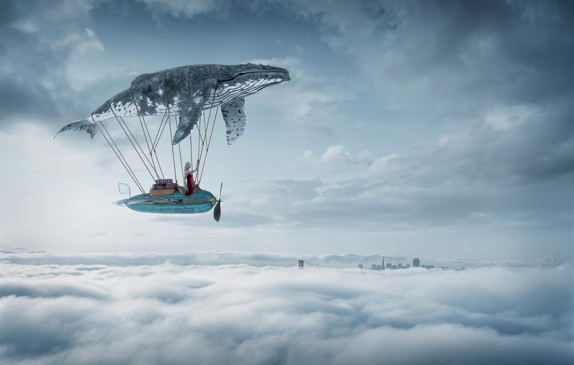 других людей сюрреализм небо картинки также