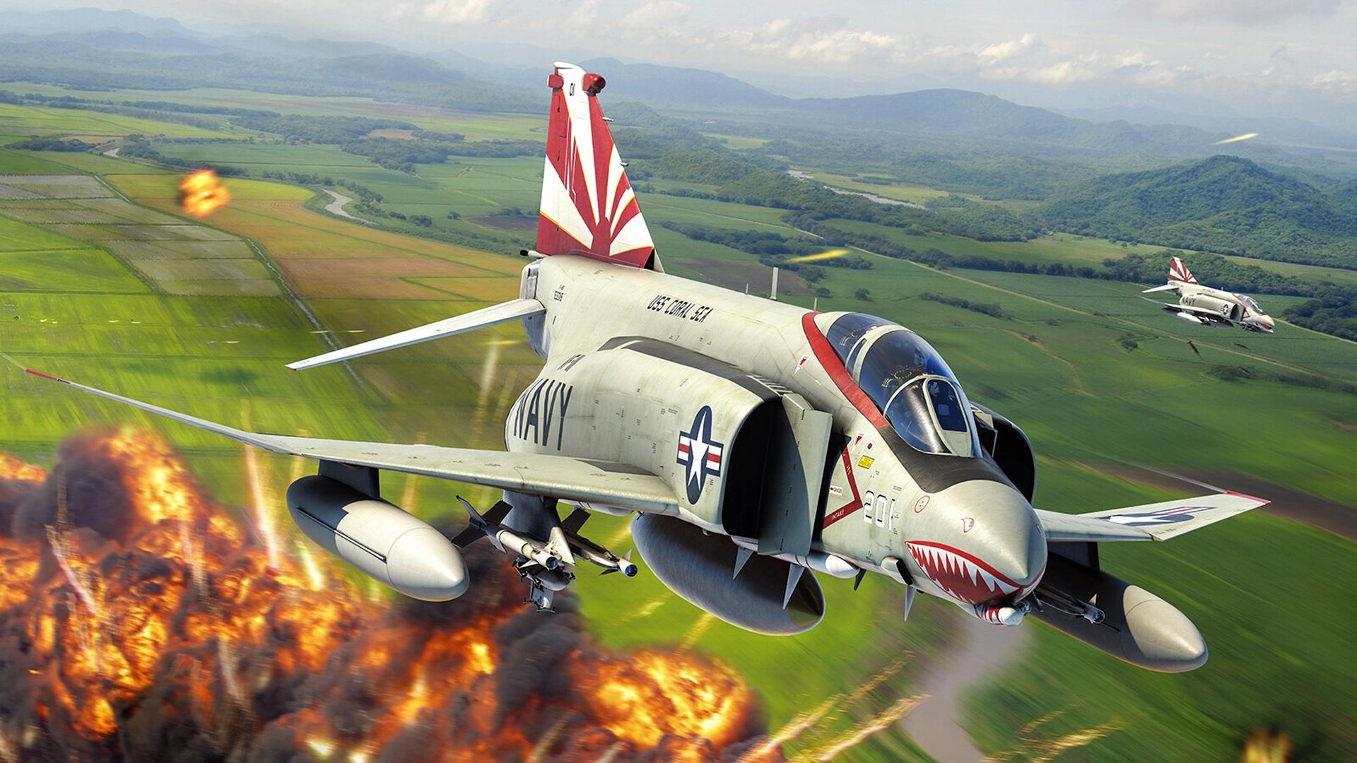 Wallpaper Artwork Military Vehicle Military Aircraft United