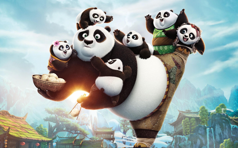 Wallpaper Artwork Movies World Toy Kung Fu Panda 3 Screenshot