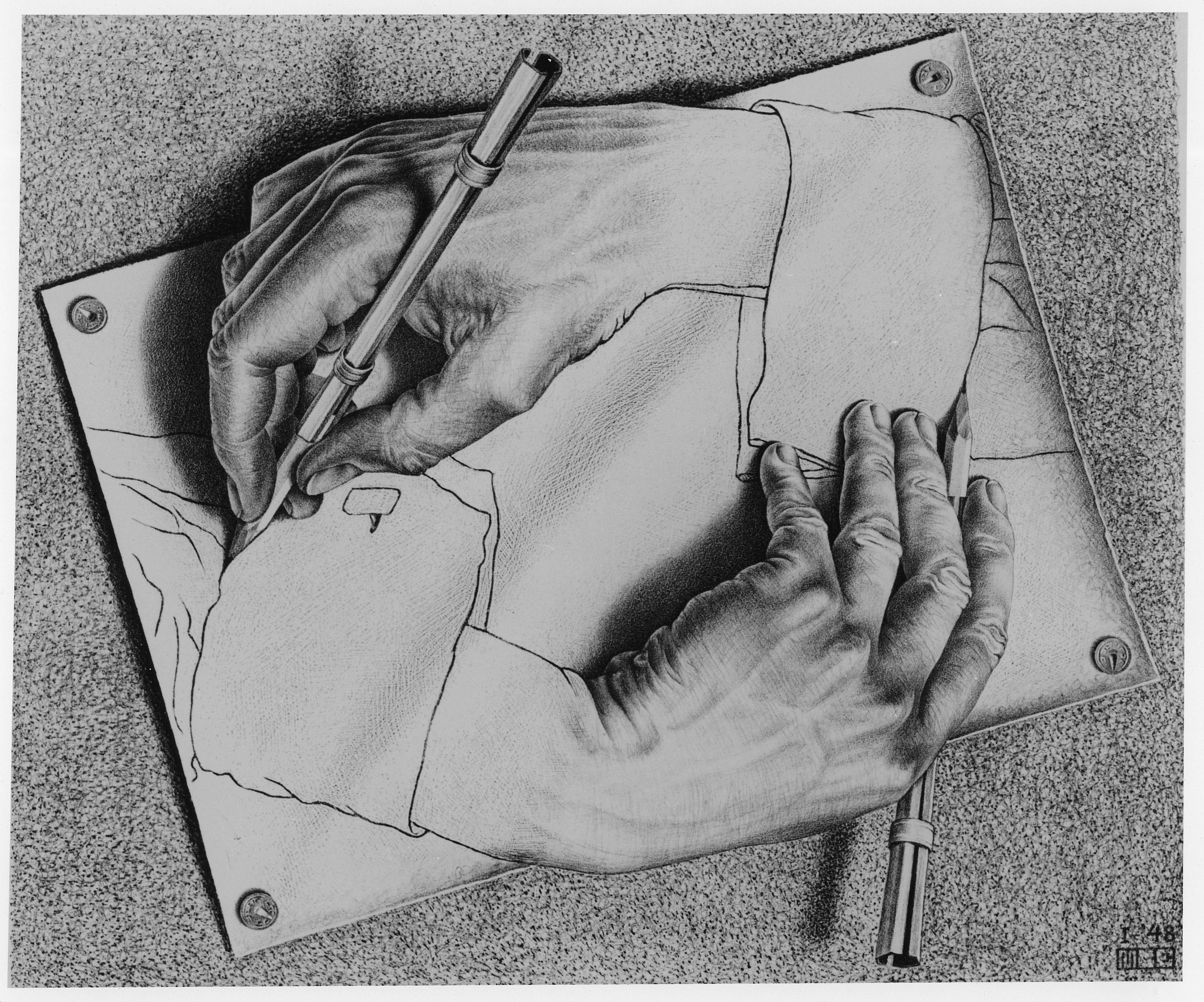 как измерить карандашом сложную картинку том