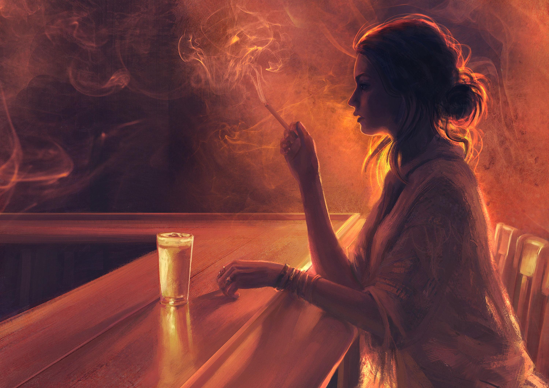 Фэнтези одиночество картинки