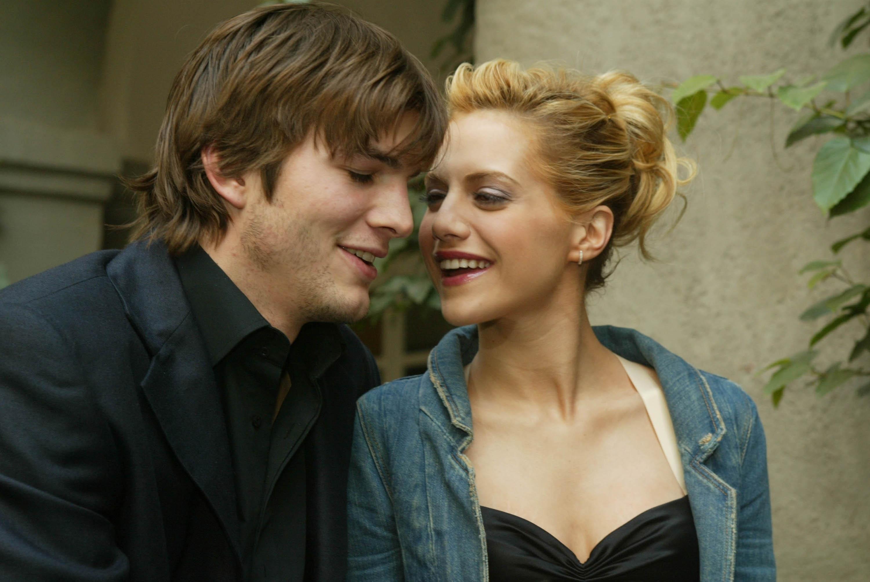 Ashton Kutcher Dating Brittany Murphy rencontres quizz pour Justin Bieber