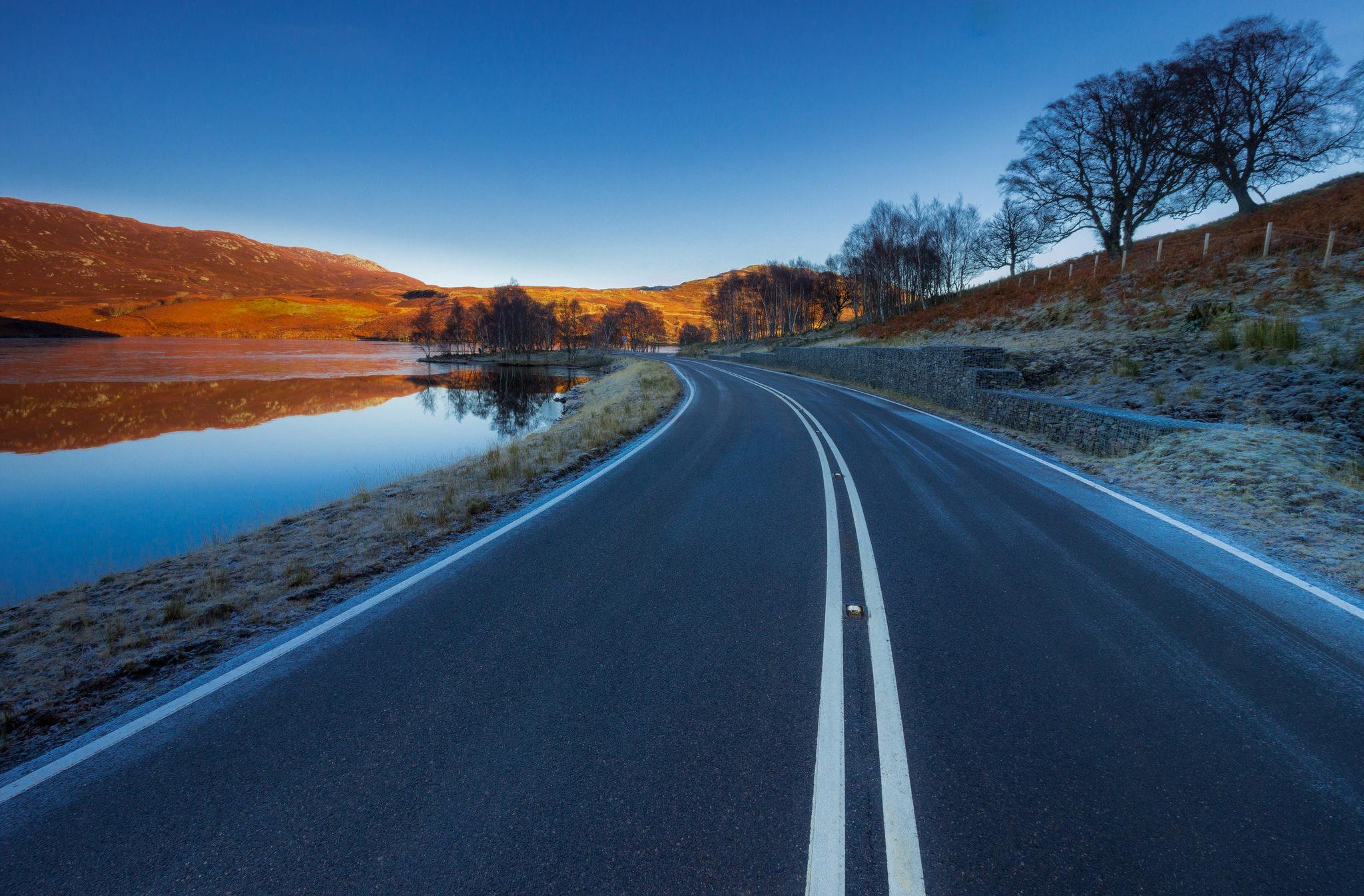 списке картинки дорога вода кованый