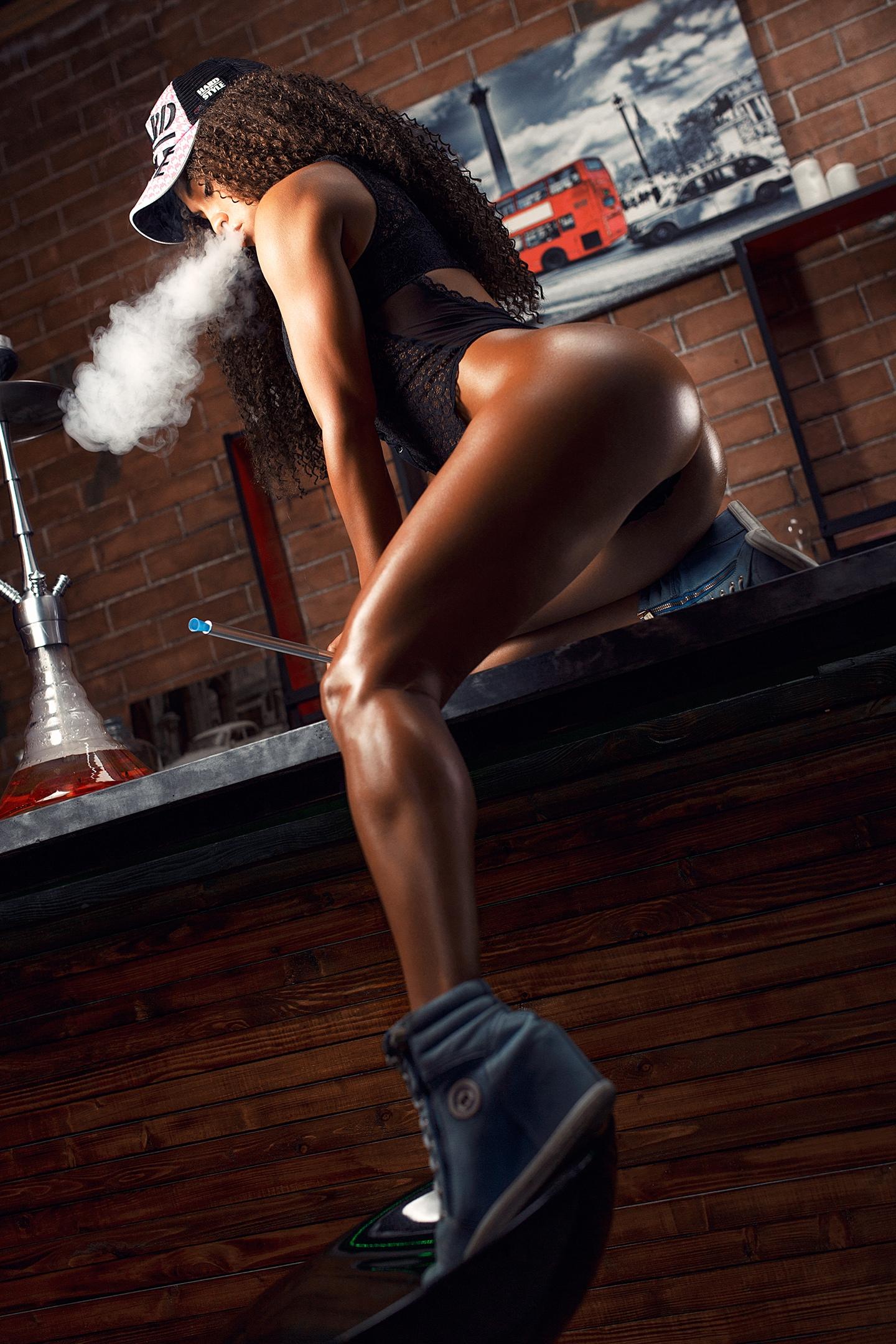 Wallpaper : ass, women, Ura Pechen, legs, smoking, long
