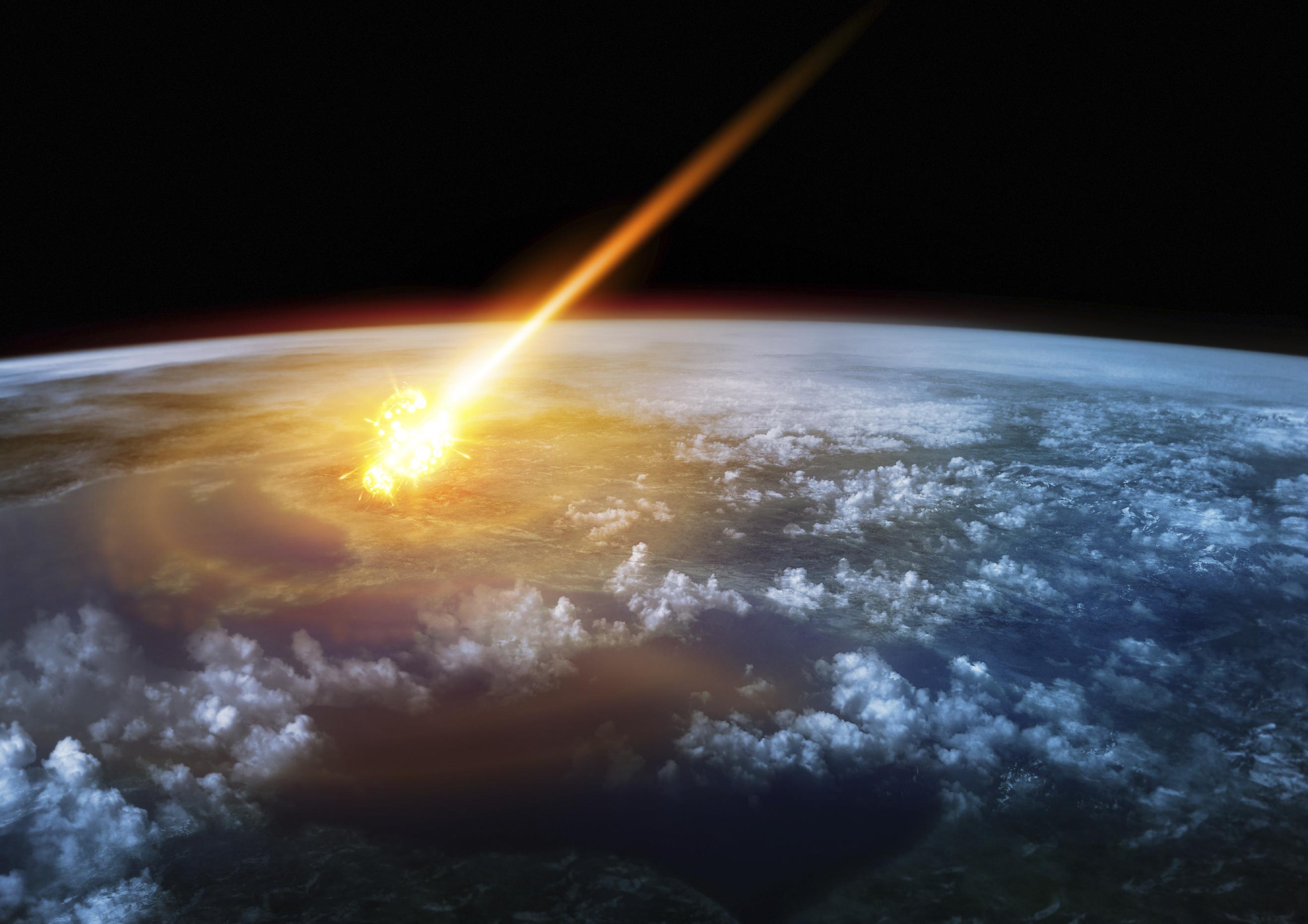 интересных метеоры в космосе картинки помогают