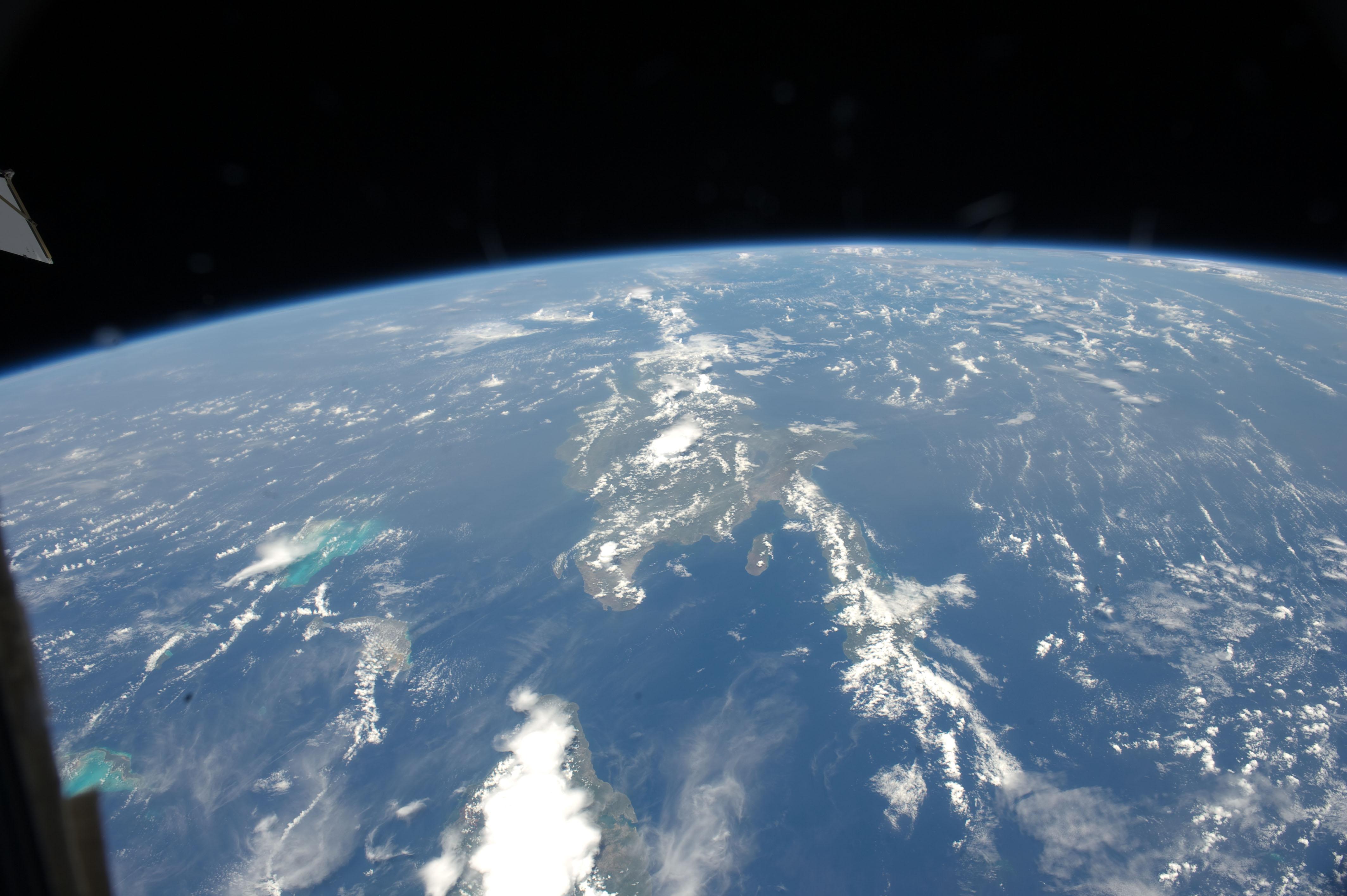 Картинка нашей земли сверху