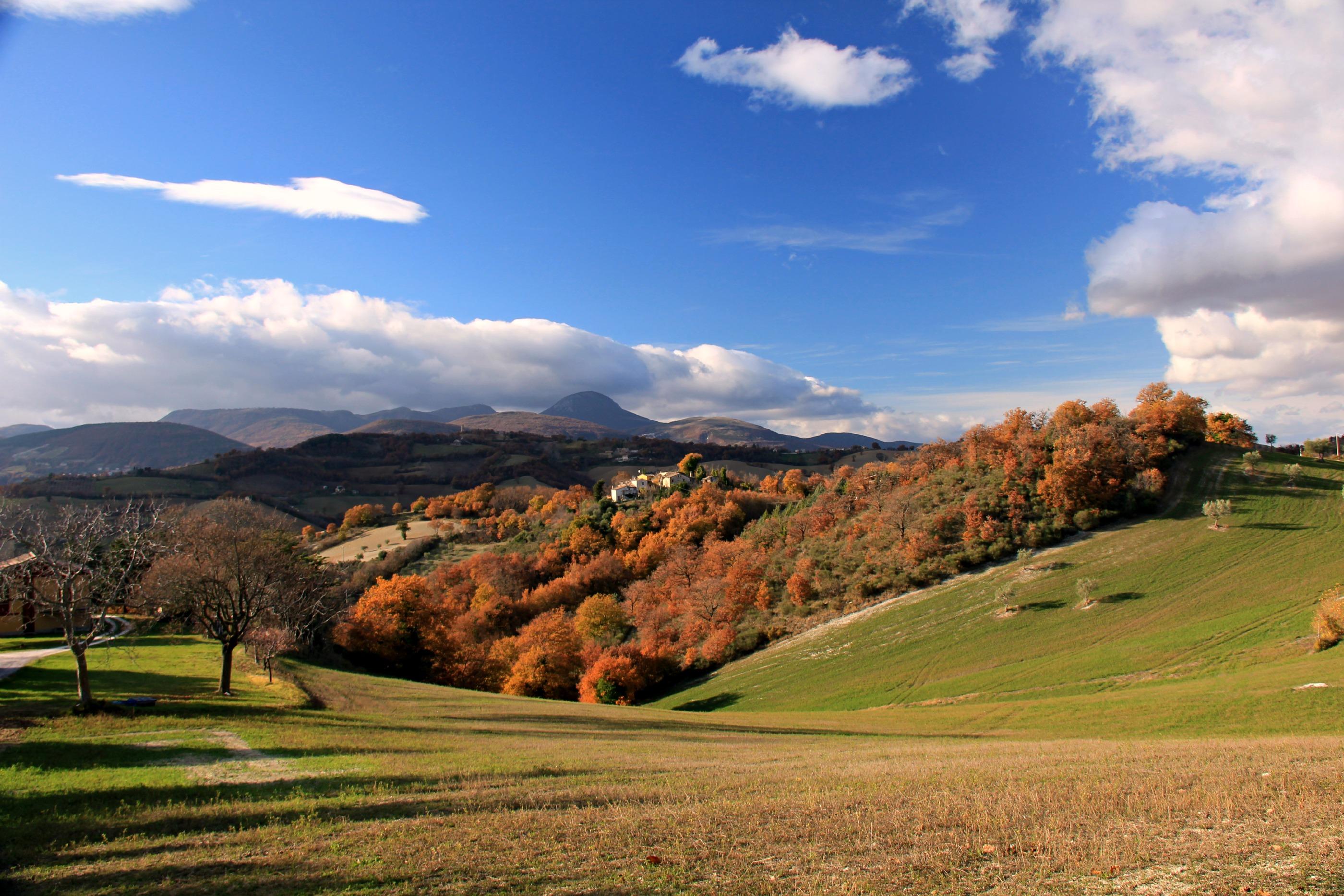 Wallpaper : autumn, Italy, nature, colors, landscape ...