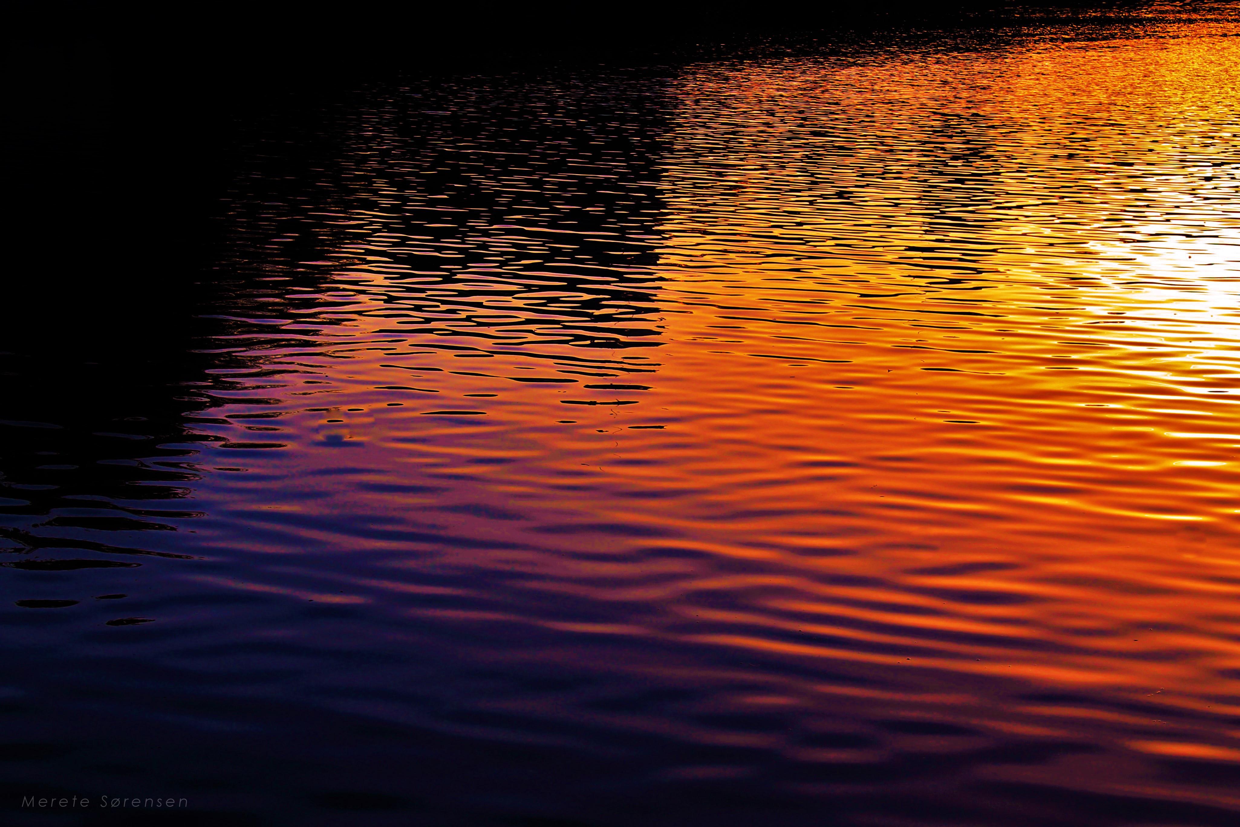 Wallpaper Autumn Light Shadow Sun Sunlight Lake Abstract