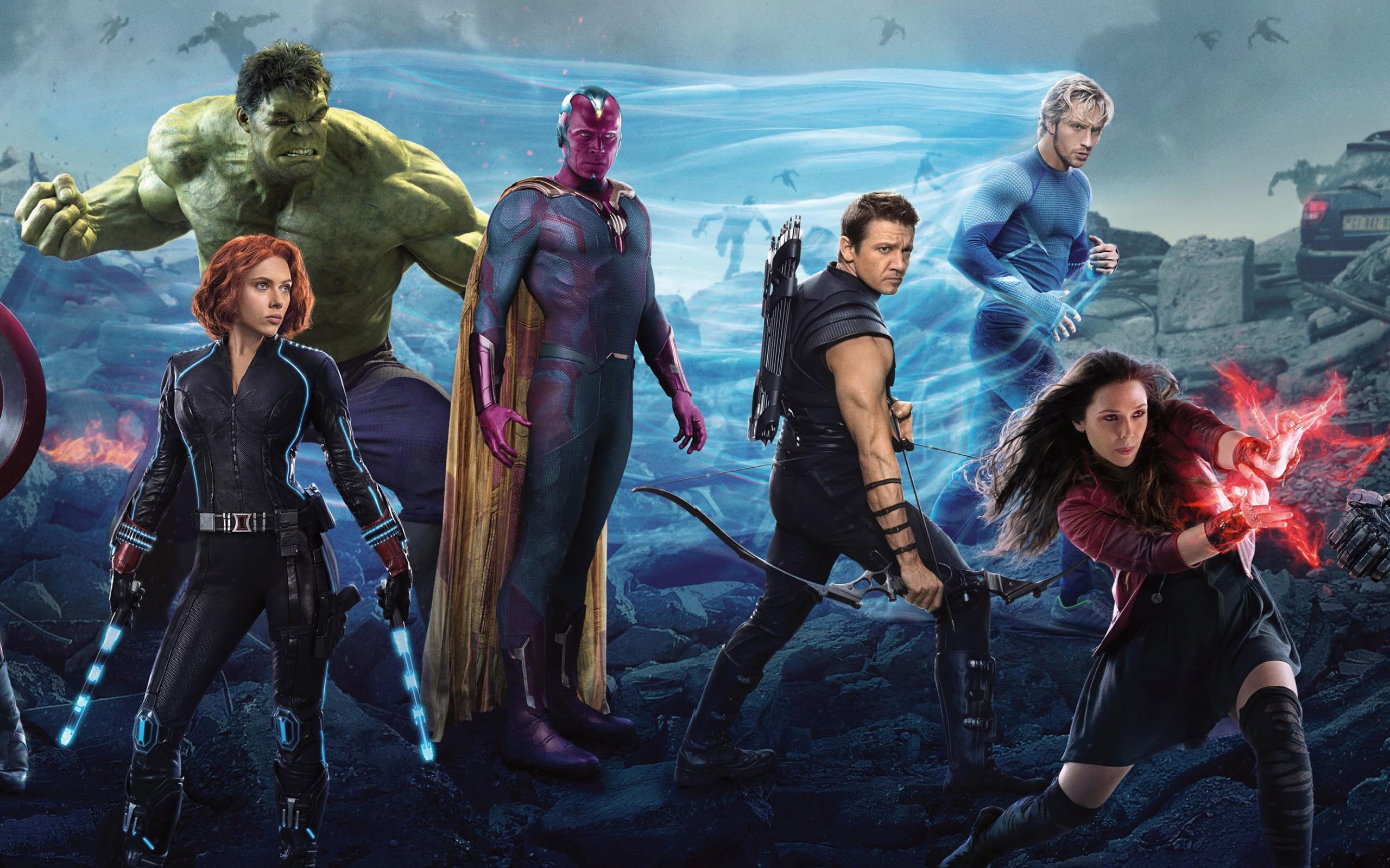происхождения фото всех мстителей марвел ситкома