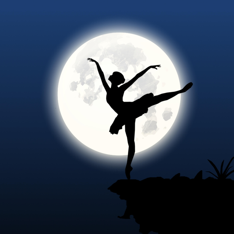 Wallpaper Ballerina Silhouette Moon Dance 5348x5348 4kwallpaper 1280533 Hd Wallpapers Wallhere