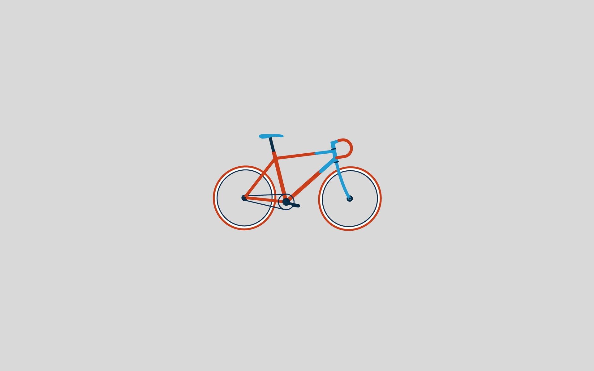 Bicycle Sports Drawing Minimalism