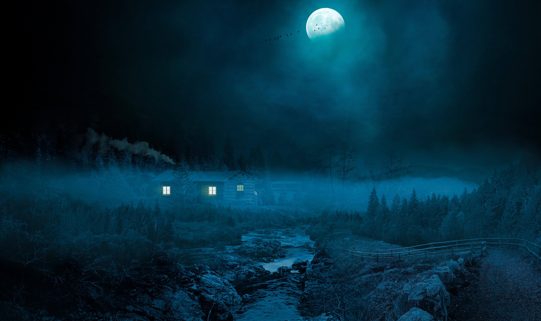 официальных источников туман ночью картинки так комфортно