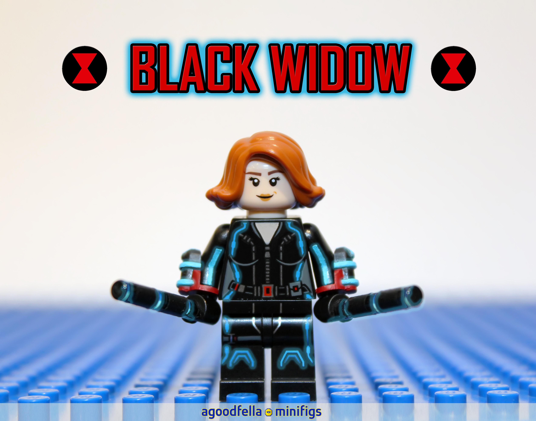 Wallpaper : black, Mod, LEGO, age, marvel, widow, avengers