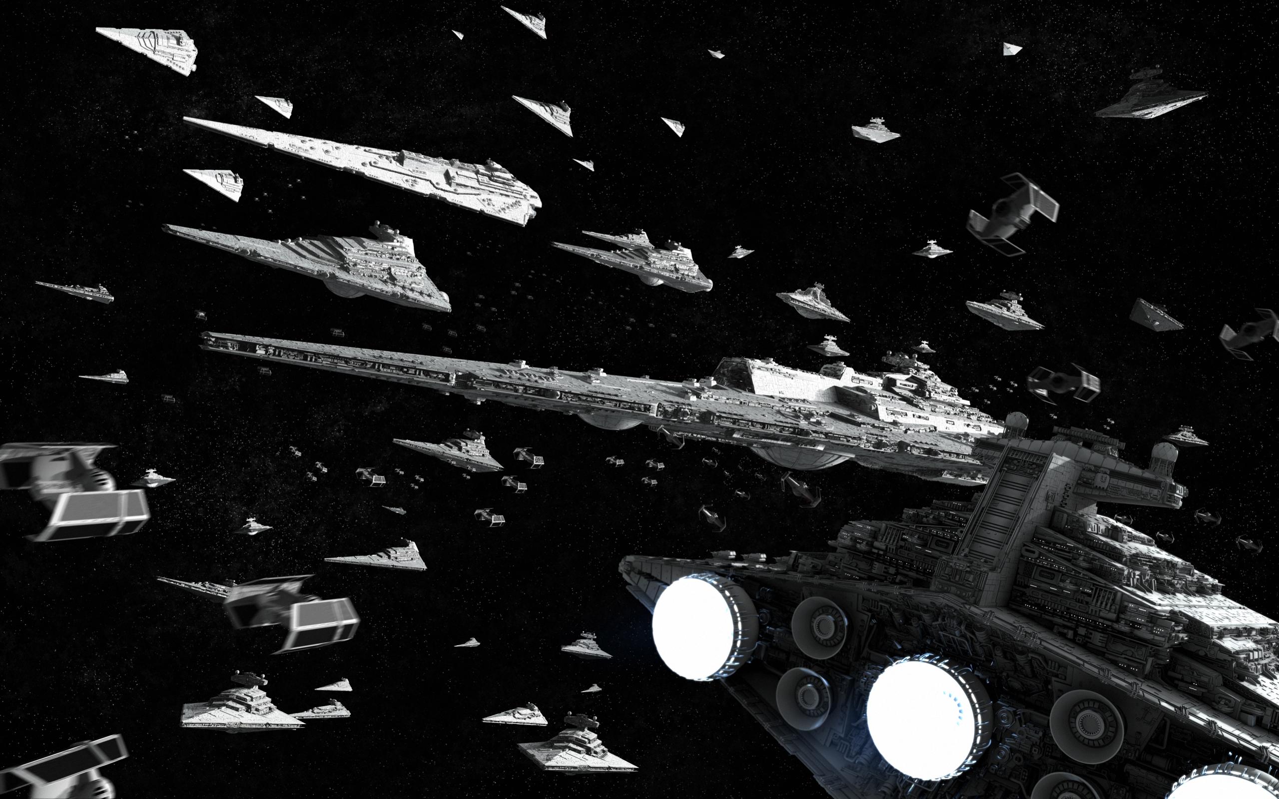 Wallpaper Star Wars Digital Art Space Vehicle Cgi Science