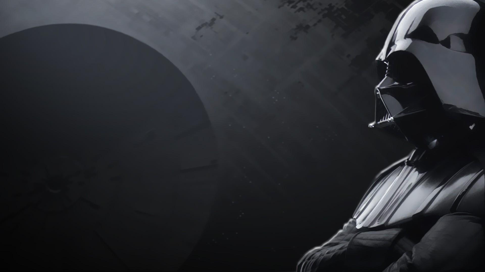 デスクトップ壁紙 スターウォーズ ダース ベイダー 光 闇 スクリーンショット コンピュータの壁紙 黒と白 モノクロ写真 フィルム ノワール 19x1080 Kejsirajbek デスクトップ壁紙 Wallhere