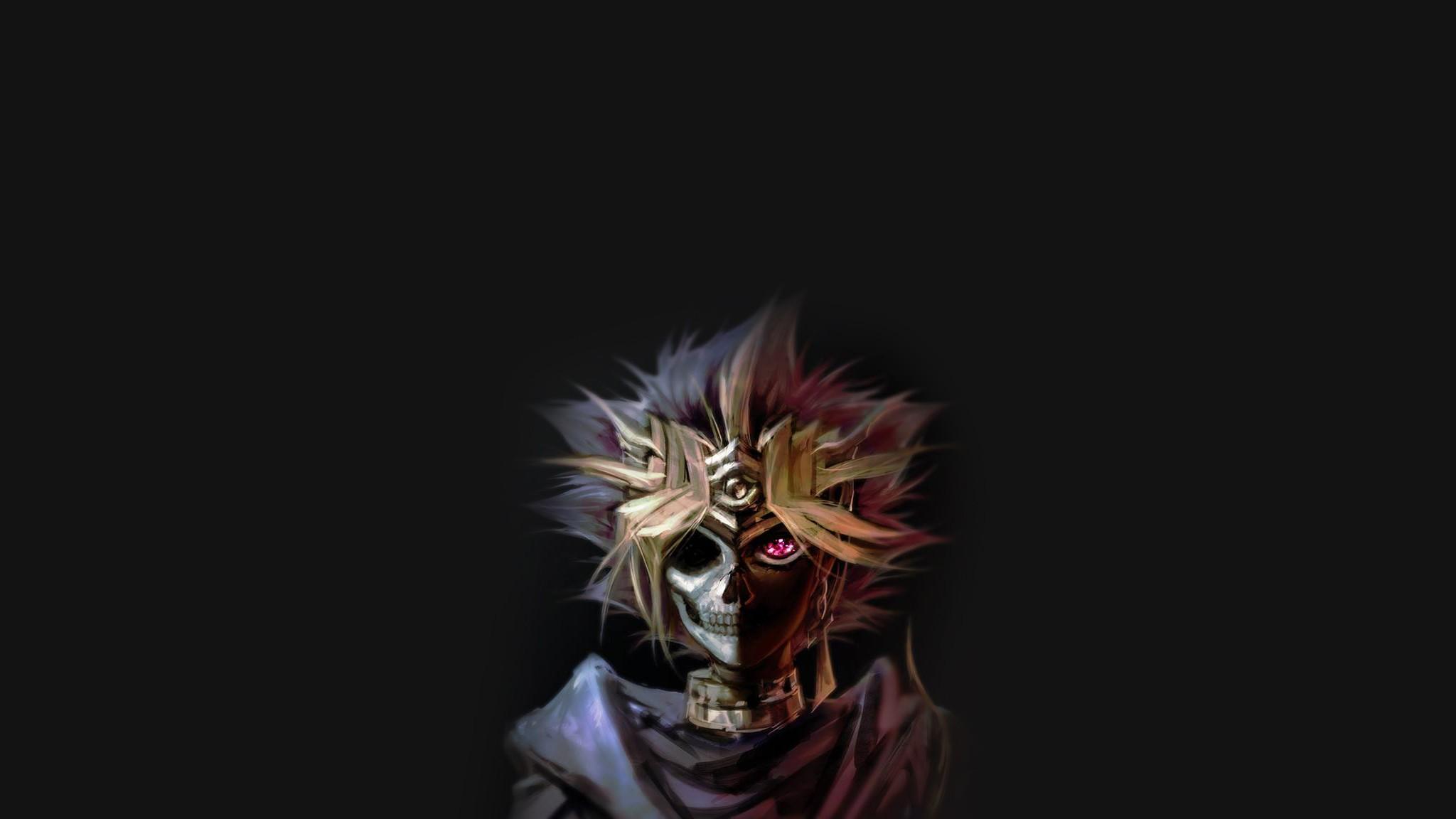 Wallpaper : Black, Anime, Yugioh, Darkness, Screenshot
