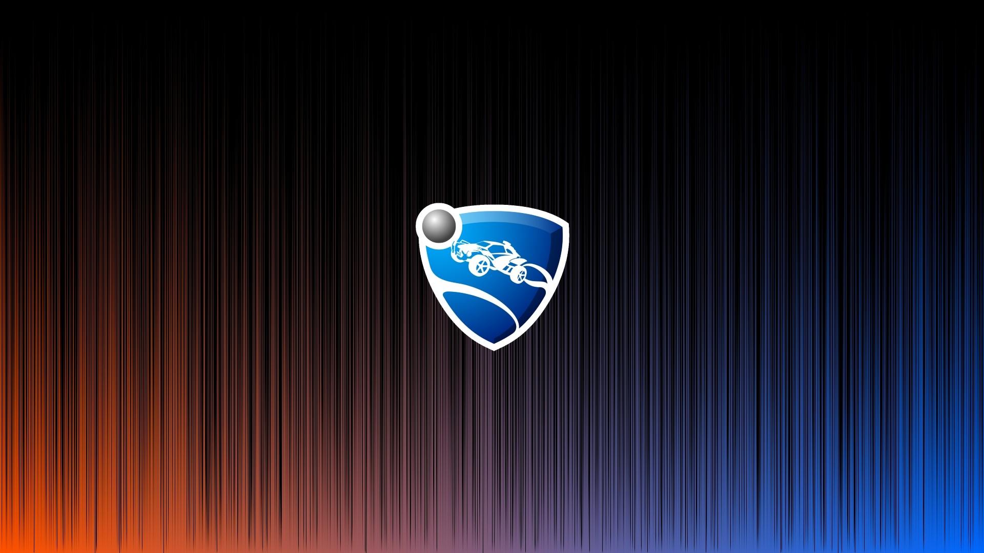 Sfondi Nero Auto Testo Logo Blu Arancia Calcio Rocket