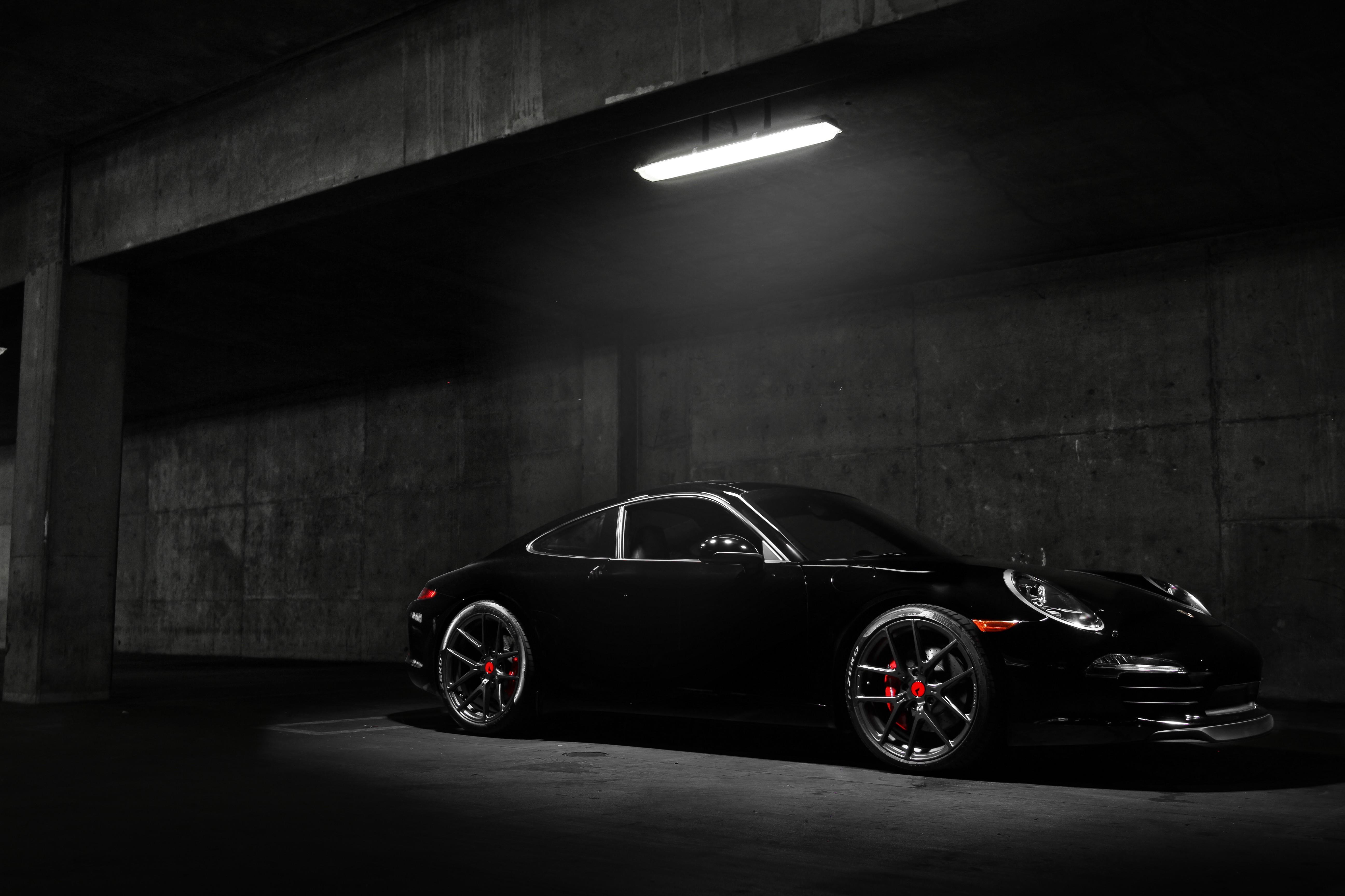 Wallpaper Photography Black Cars Porsche 911 Carrera S Porsche