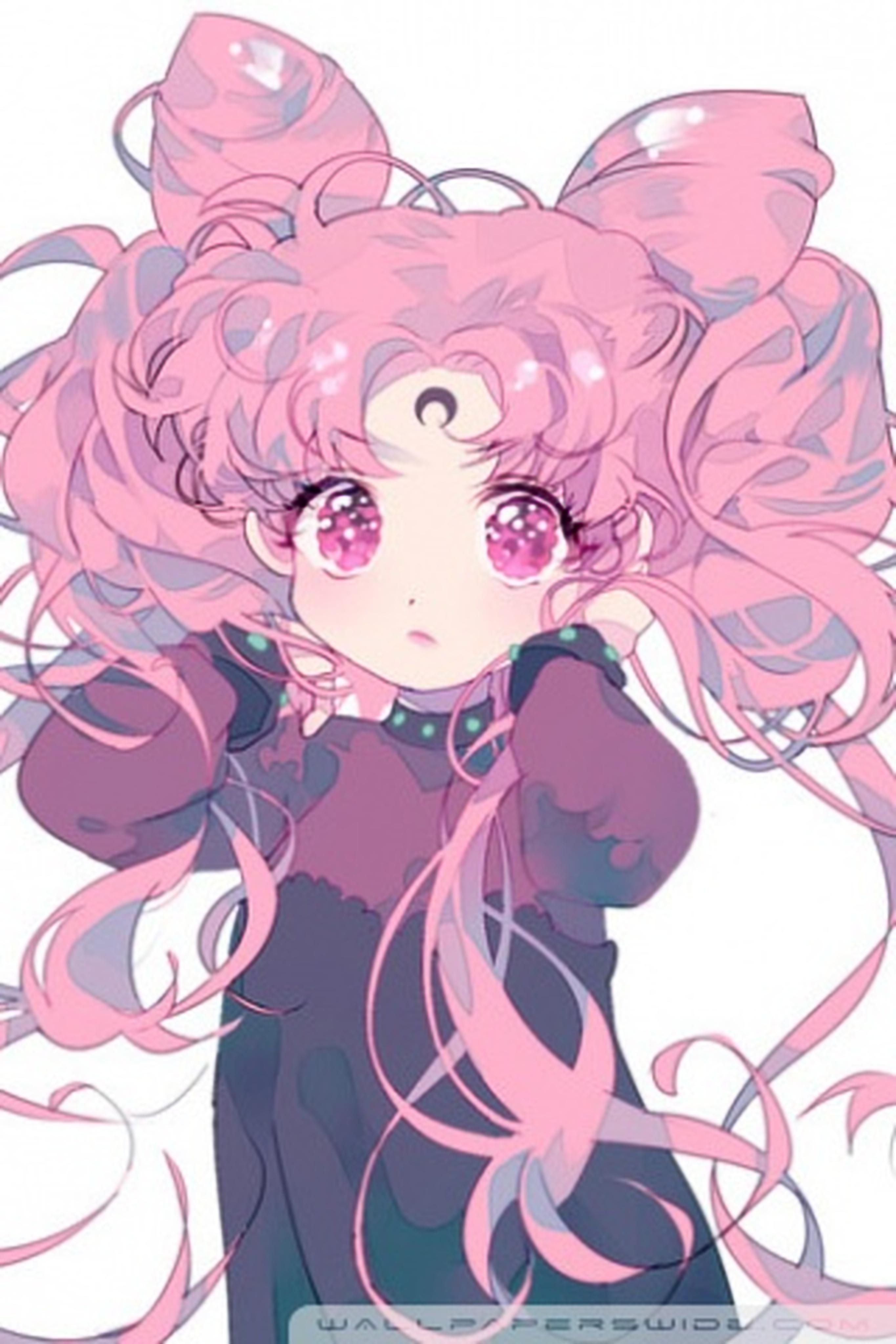 Fond D Ecran Noir Dessin Anime Fantaisie Fille