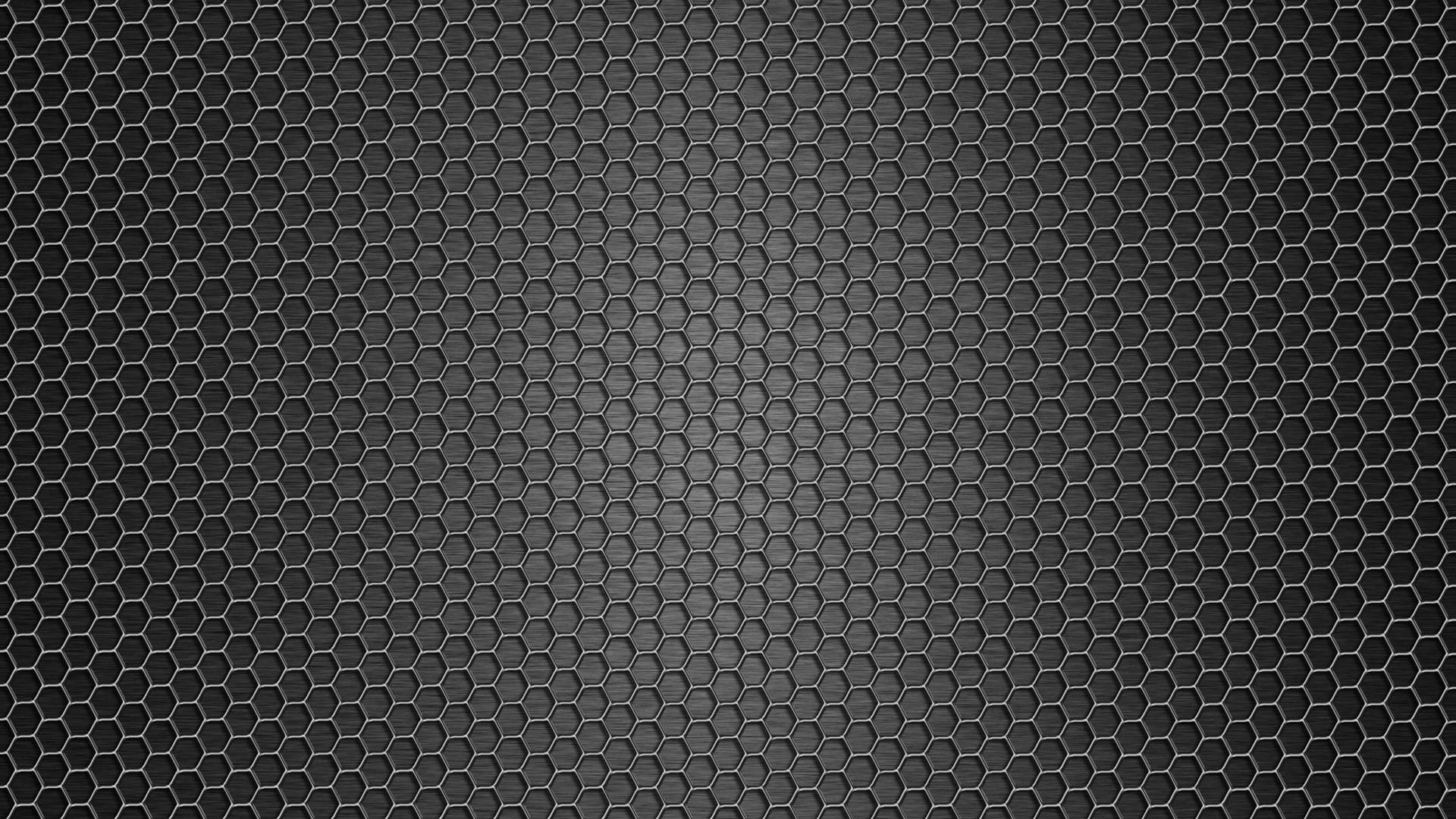 Technology Background With Circular Mesh: Wallpaper : Black, Dark, Pattern, Metal, Texture