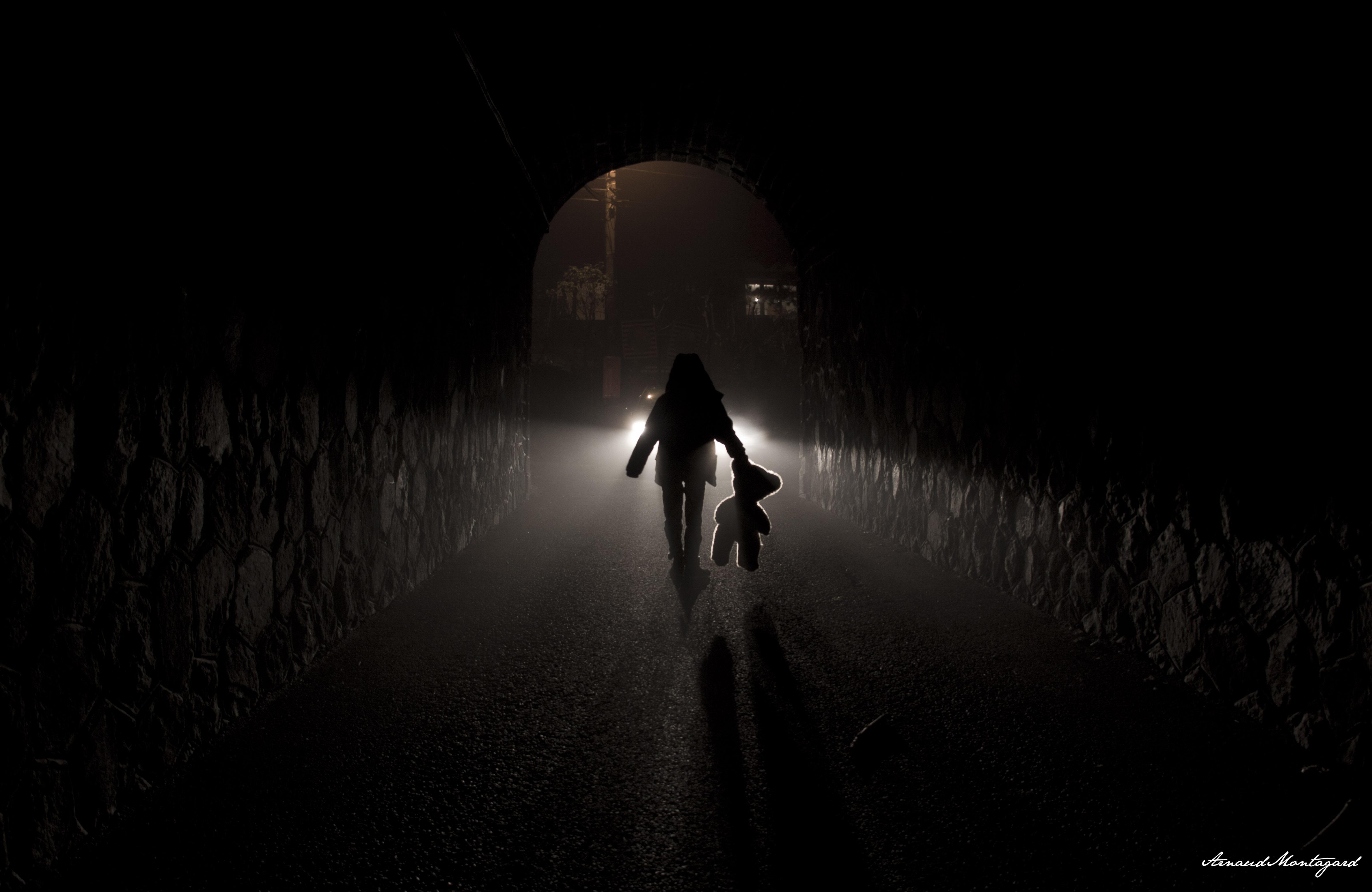 картинка уходящего в темноту краснодаре сегодня
