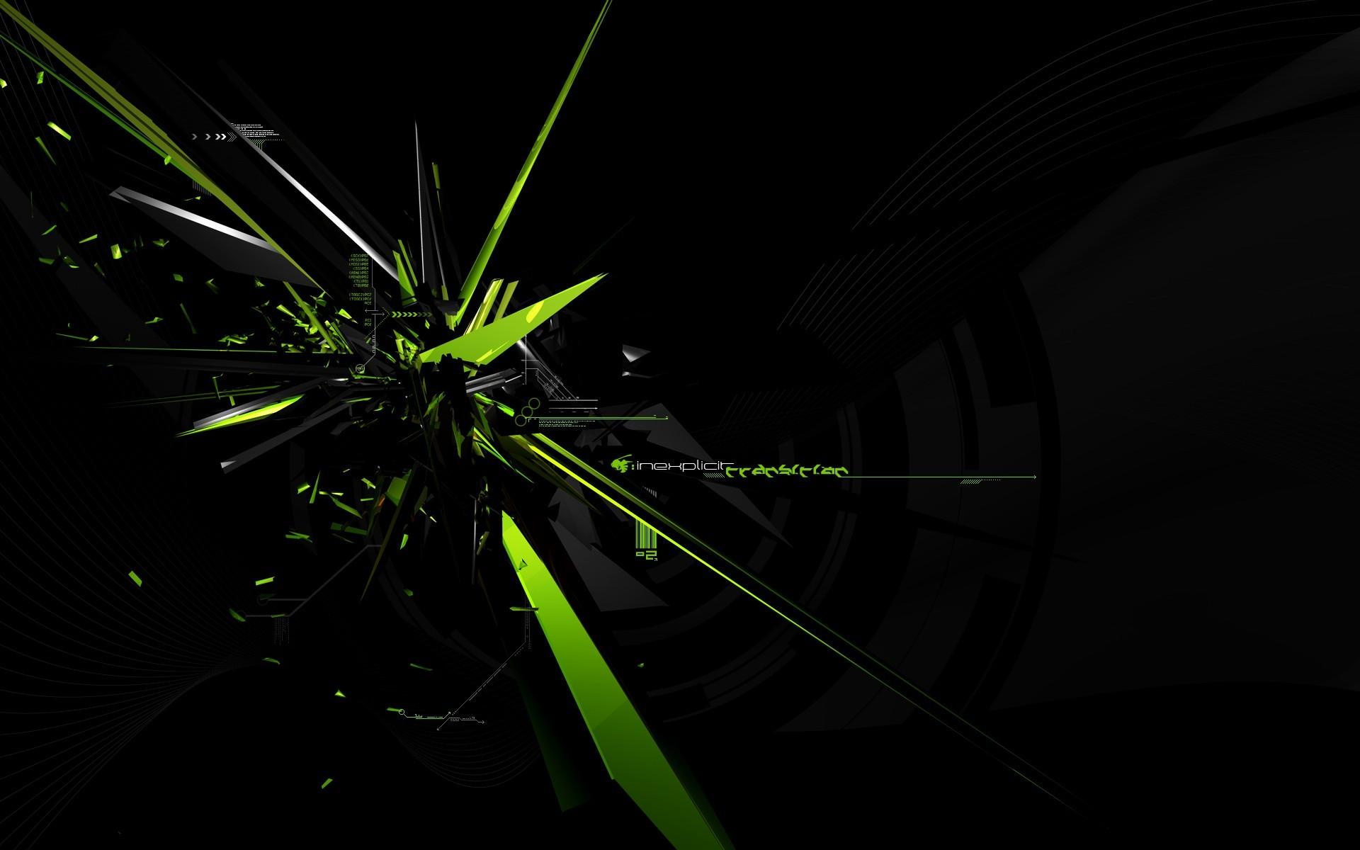 Sfondi Arte Digitale Monocromo Insetto Verde Cerchio Leggero