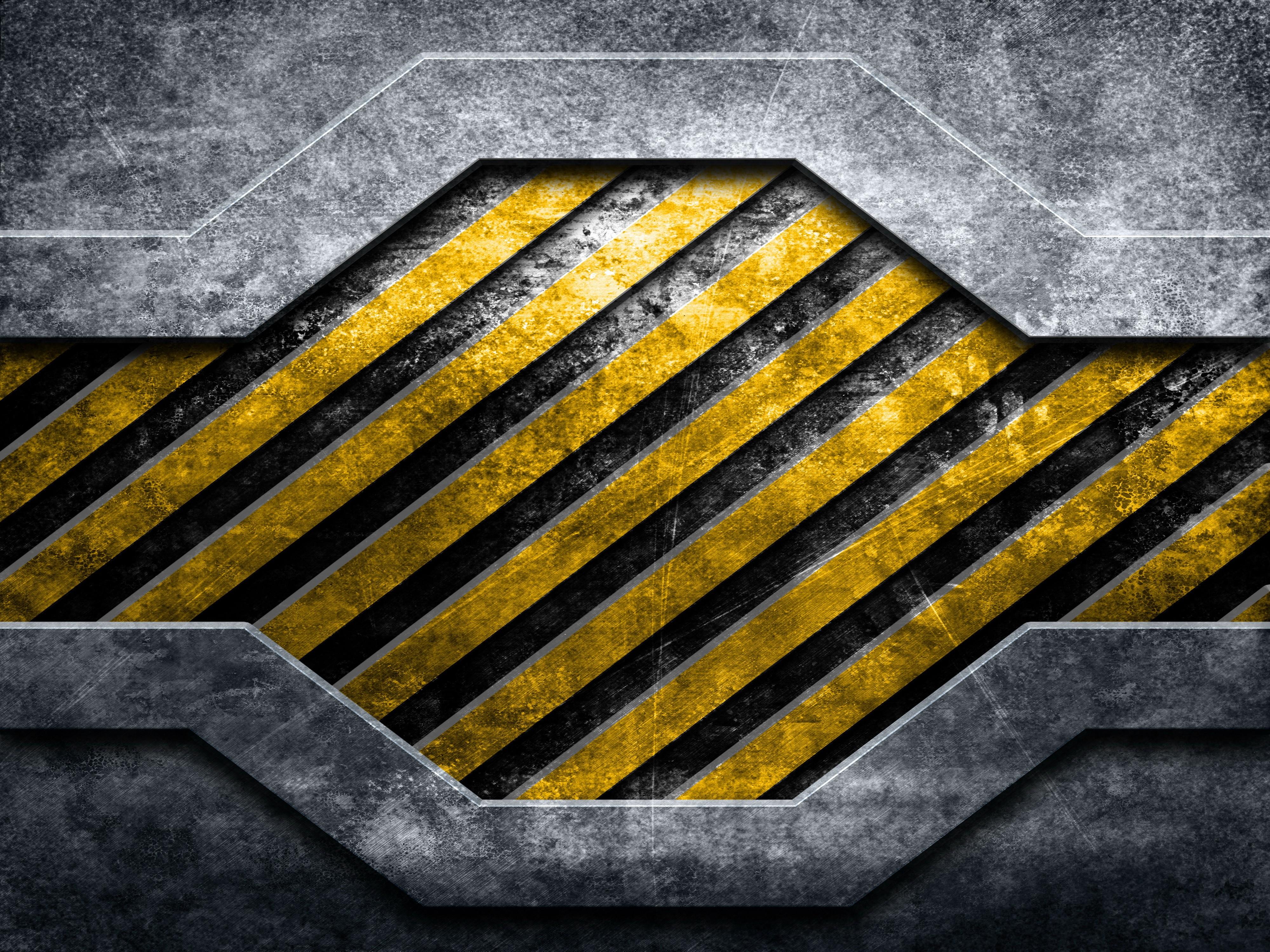 black illustration text yellow pattern metal texture stripes caution ART color material design number font 239566