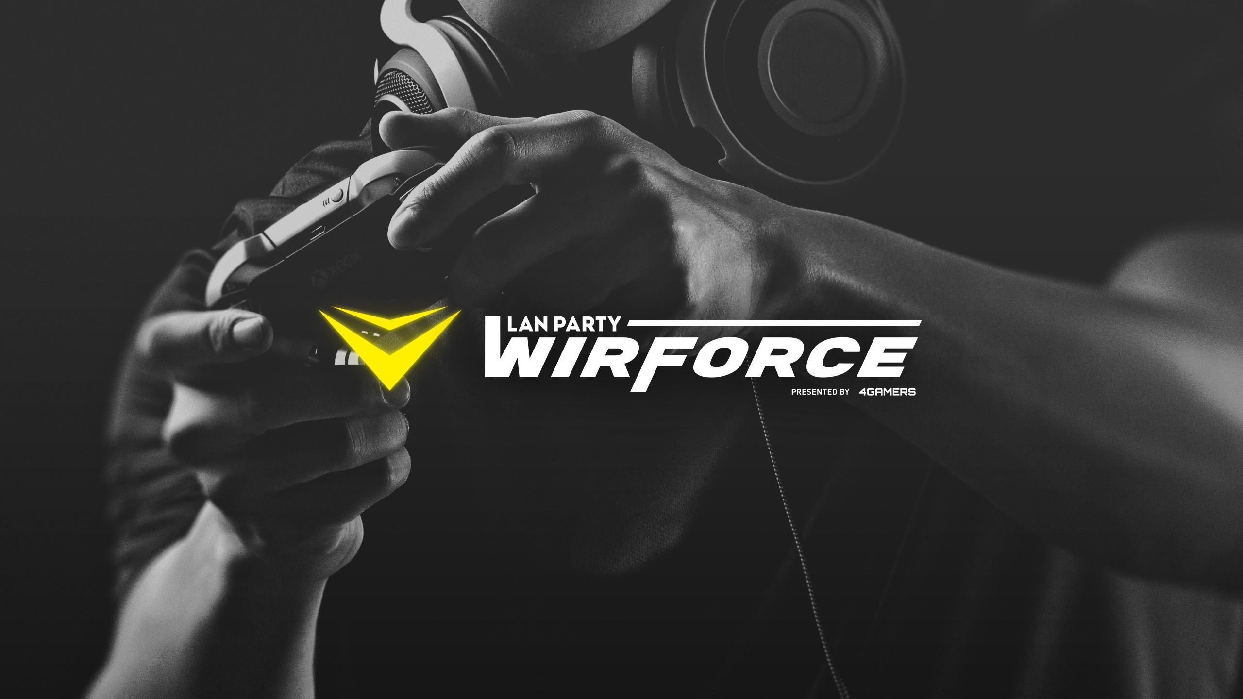 Wallpaper Gamer Taiwan Brand 4gamers Wirforce Lan